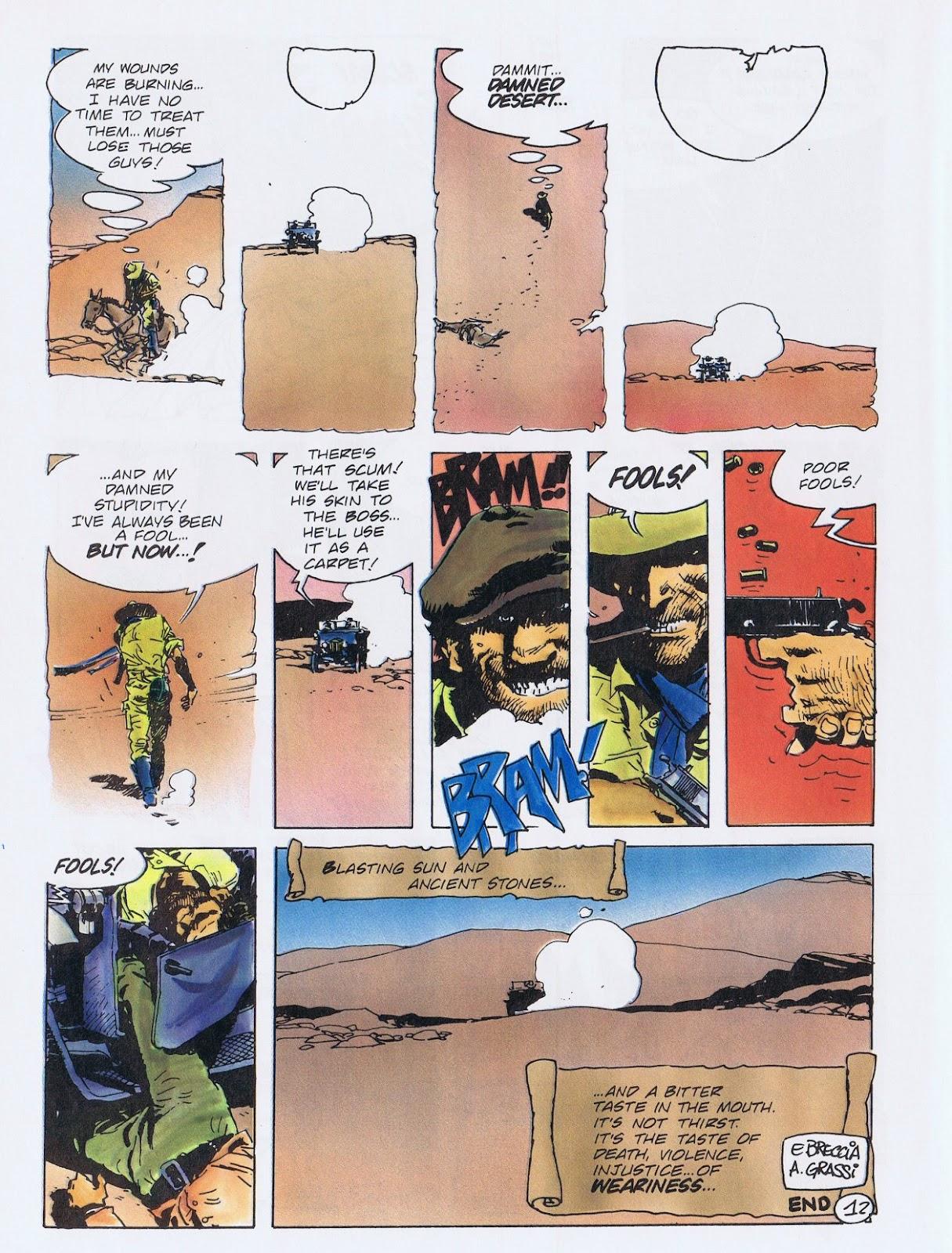 Read online Merchants of Death comic -  Issue #2 - 32