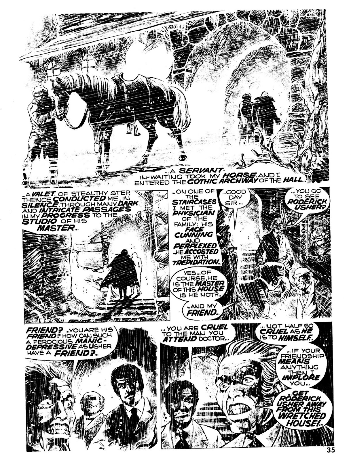 Scream (1973) issue 3 - Page 35