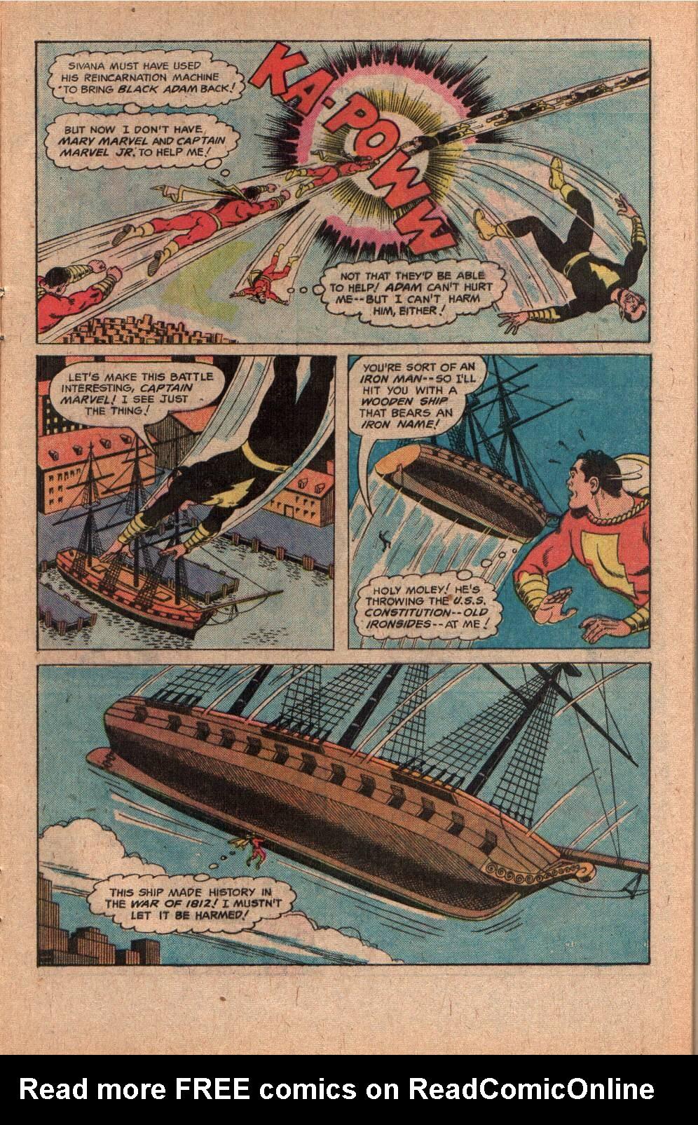 Read online Shazam! (1973) comic -  Issue #28 - 9