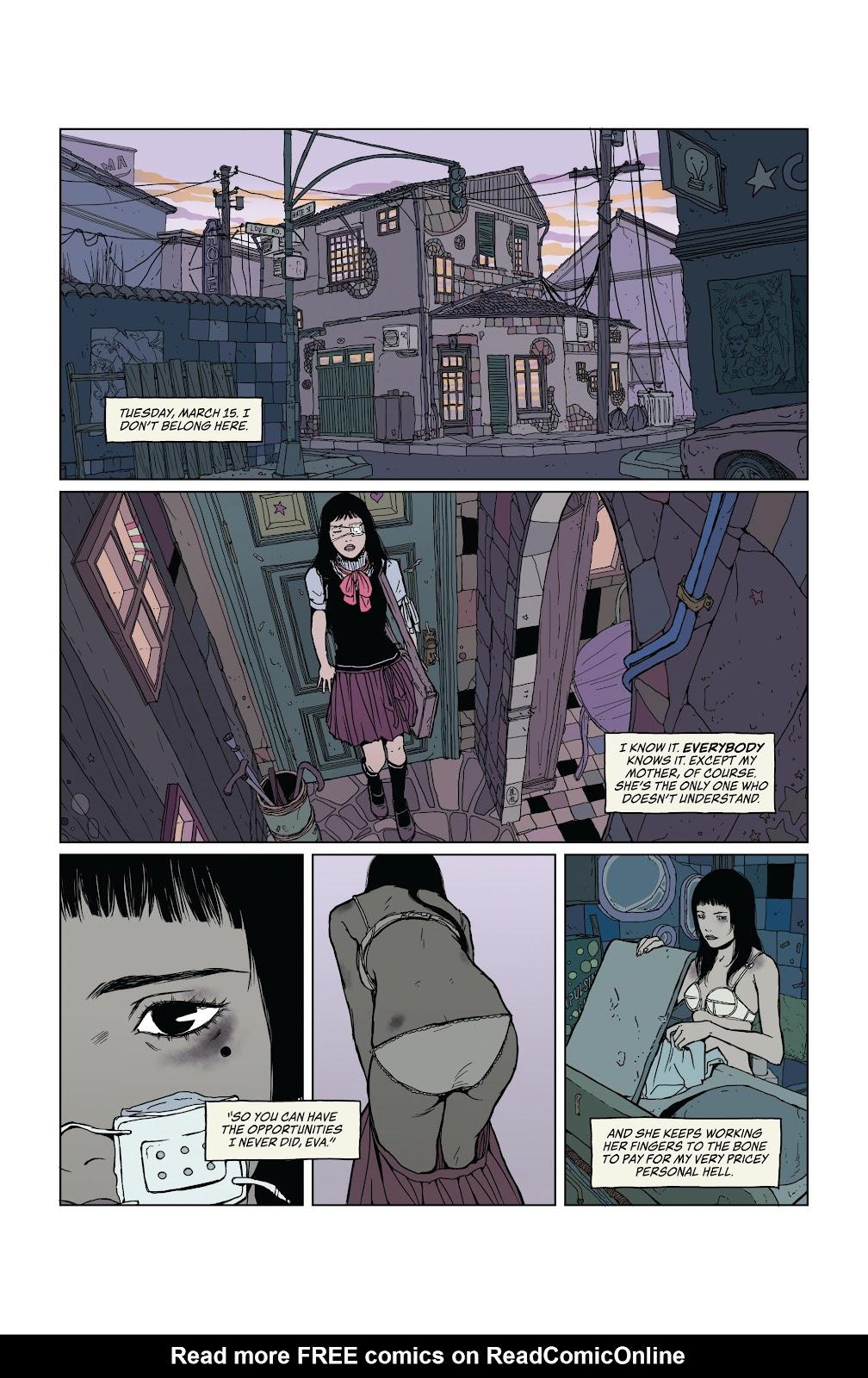 Read online Heartbeat comic -  Issue #1 - 19
