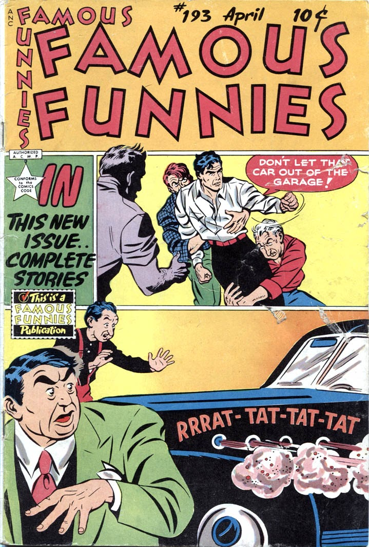 Read online Famous Funnies comic -  Issue #193 - 1