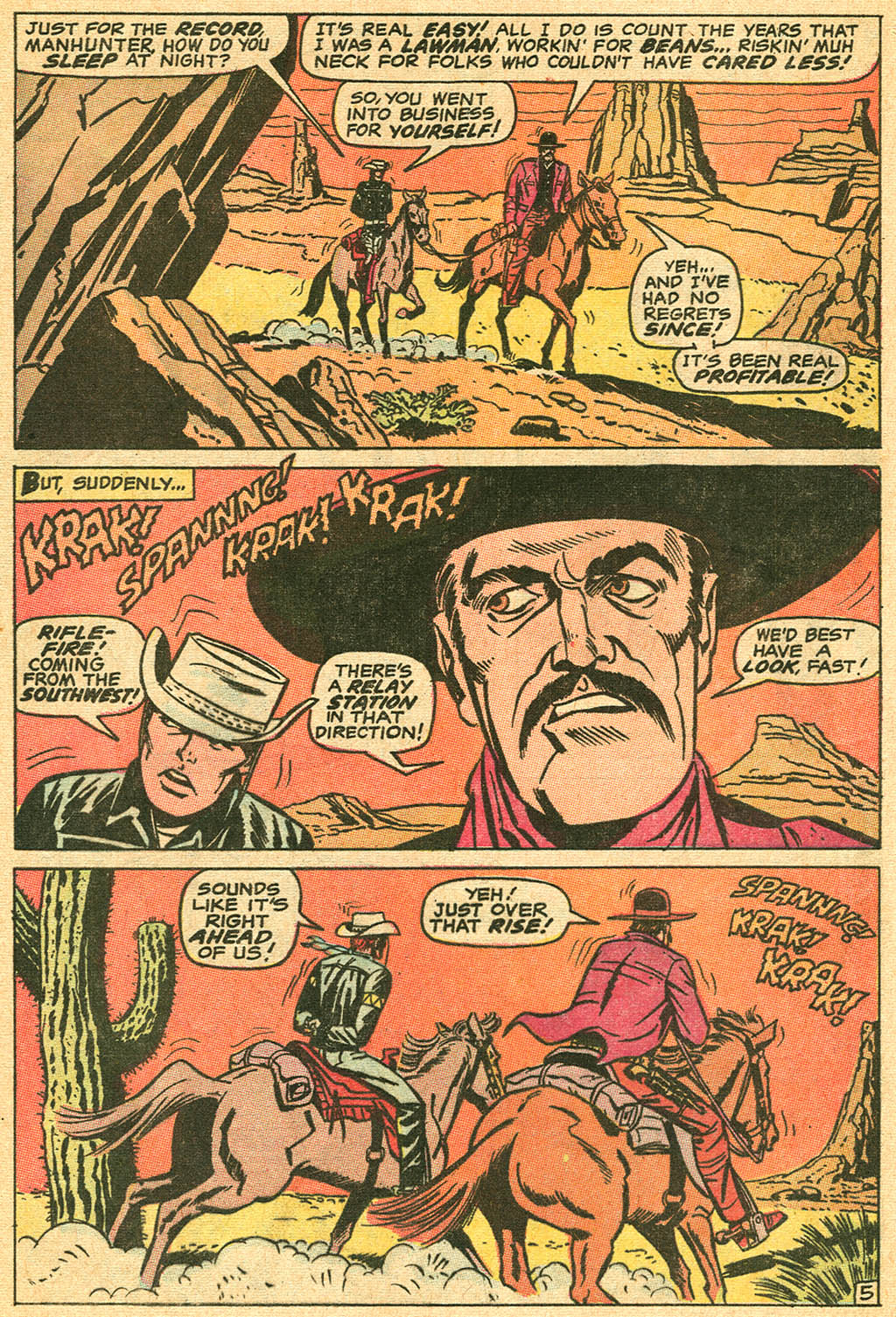 The Rawhide Kid (1955) issue 74 - Page 8