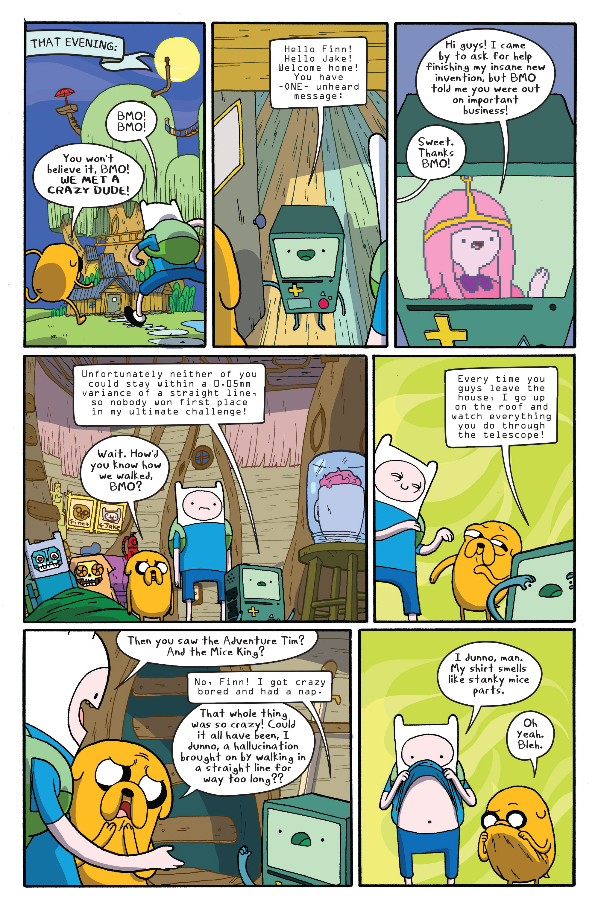 Read online Adventure Time comic -  Issue #Adventure Time _TPB 2 - 22