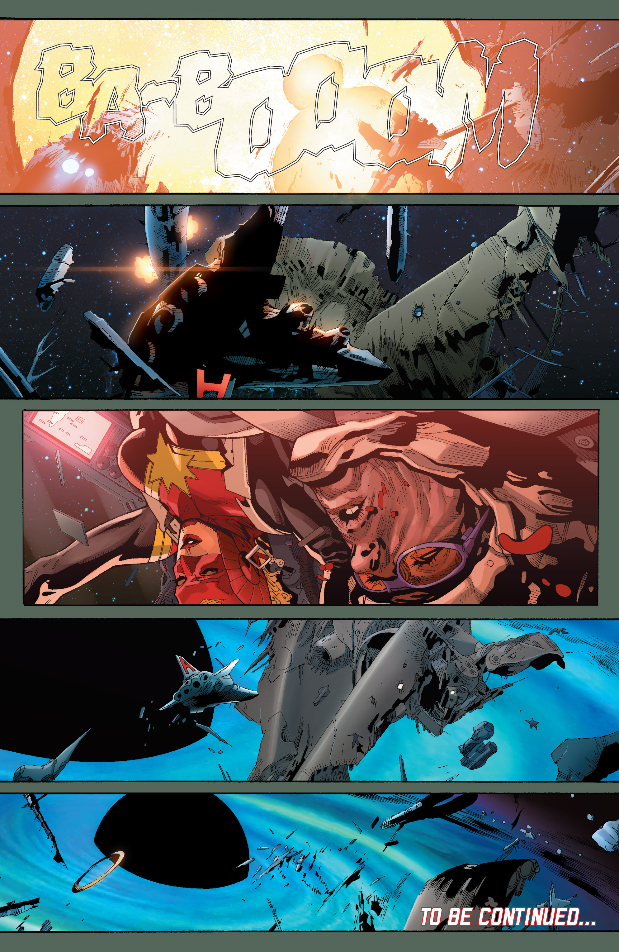 Read online Avengers (2013) comic -  Issue #Avengers (2013) _TPB 4 - 28