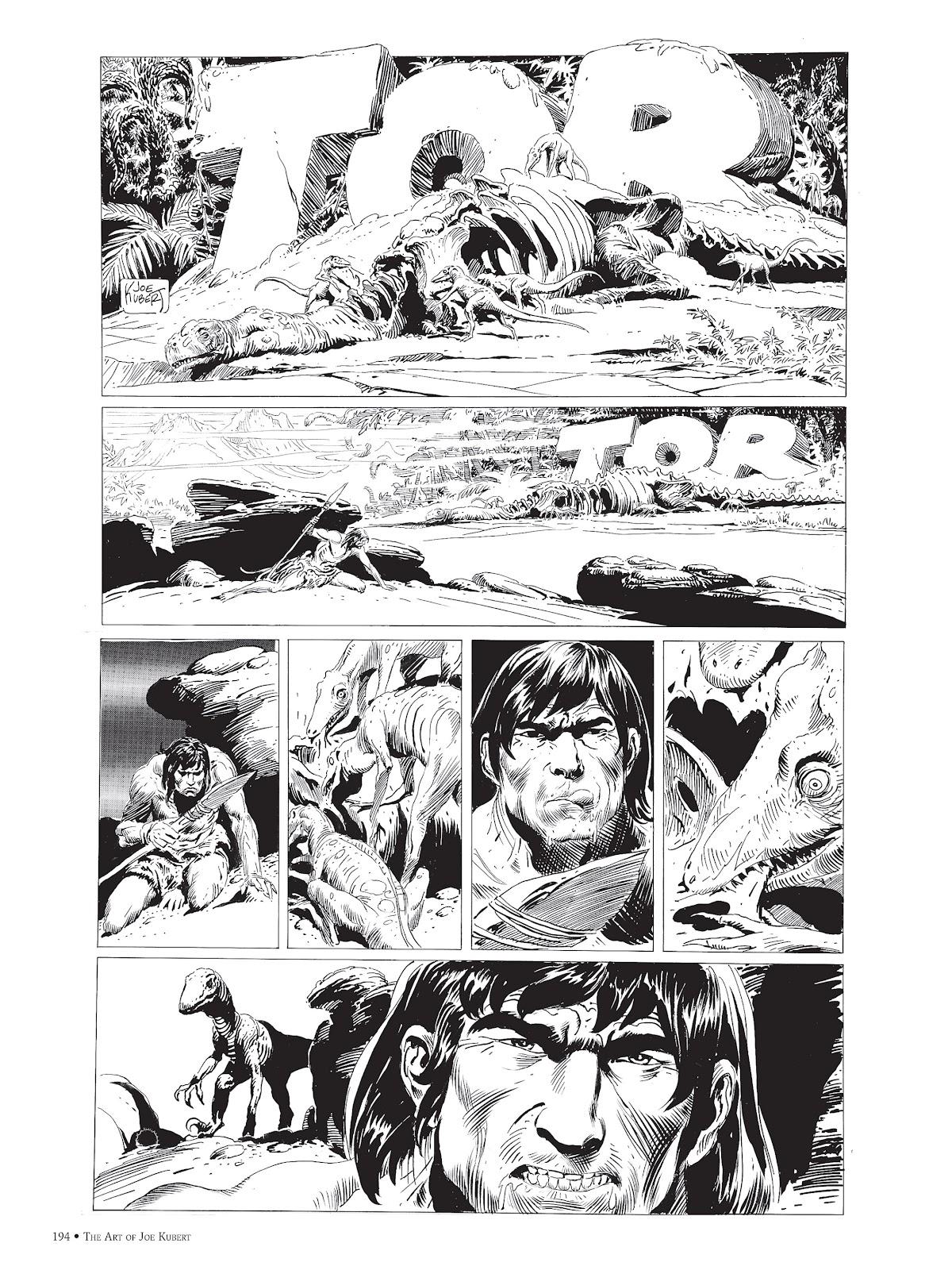 Read online The Art of Joe Kubert comic -  Issue # TPB (Part 2) - 94