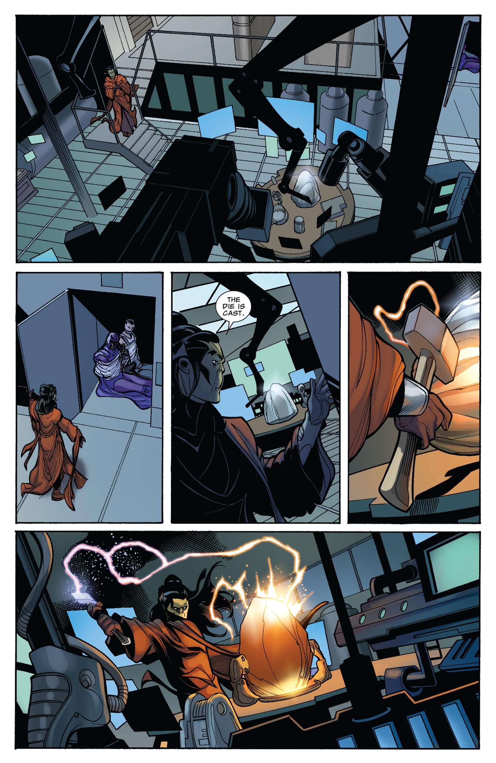 Read online Uncanny X-Men (1963) comic -  Issue #537 - 11