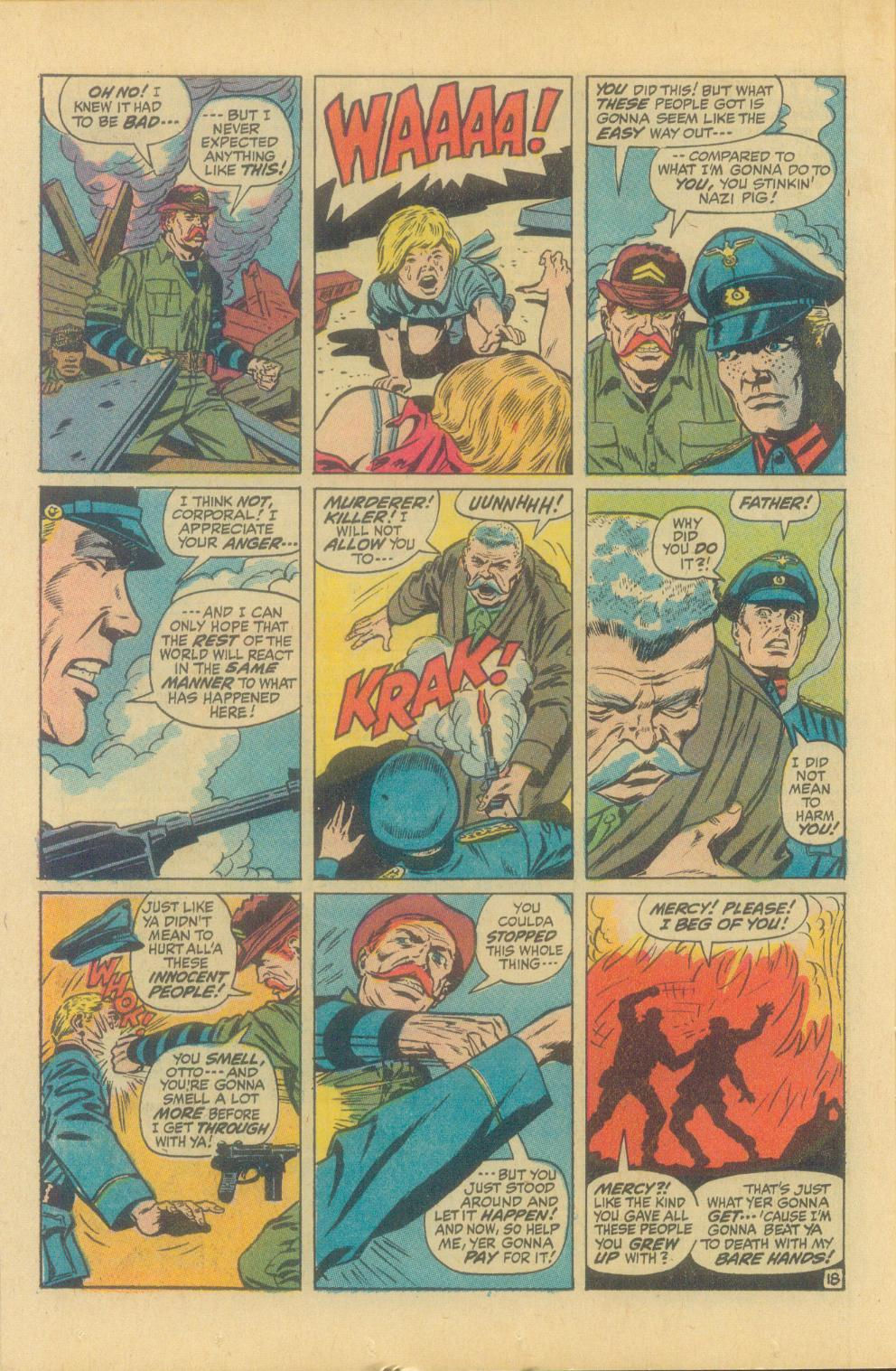 Read online Sgt. Fury comic -  Issue #94 - 26