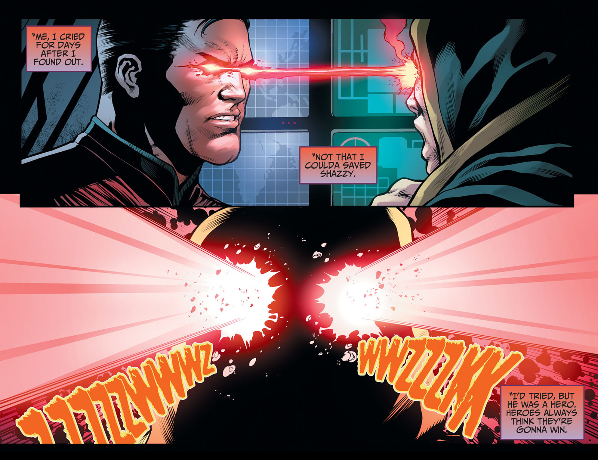 Read online Injustice: Ground Zero comic -  Issue #20 - 22