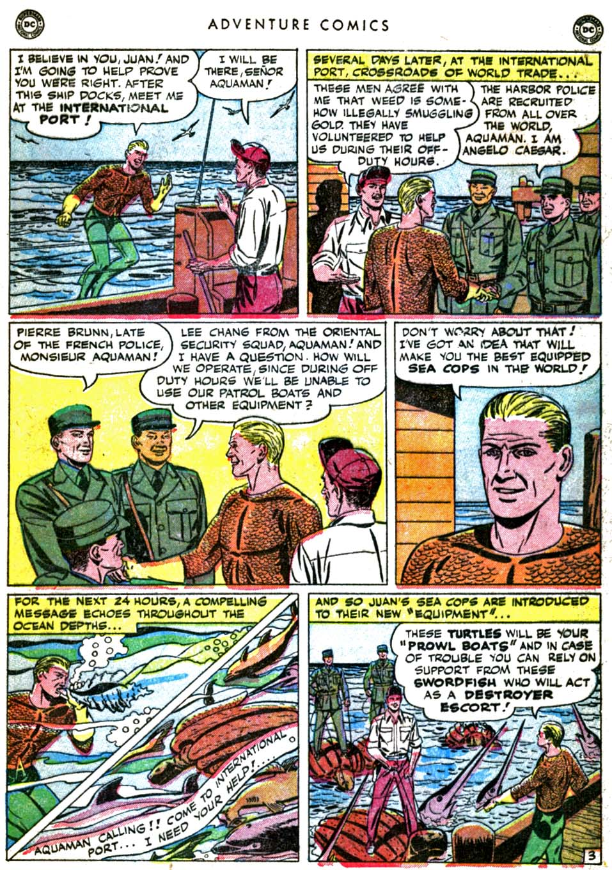 Read online Adventure Comics (1938) comic -  Issue #160 - 19