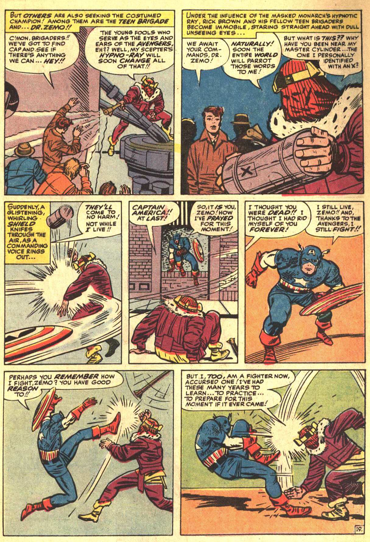 The Avengers (1963) 6 Page 19