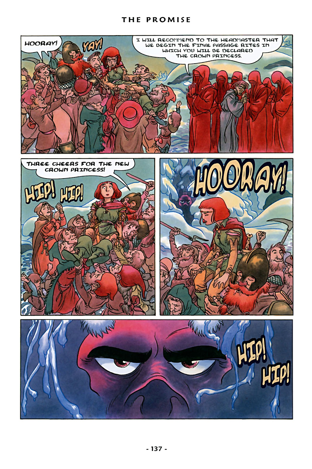 Read online Rose (2000) comic -  Issue # TPB - 142