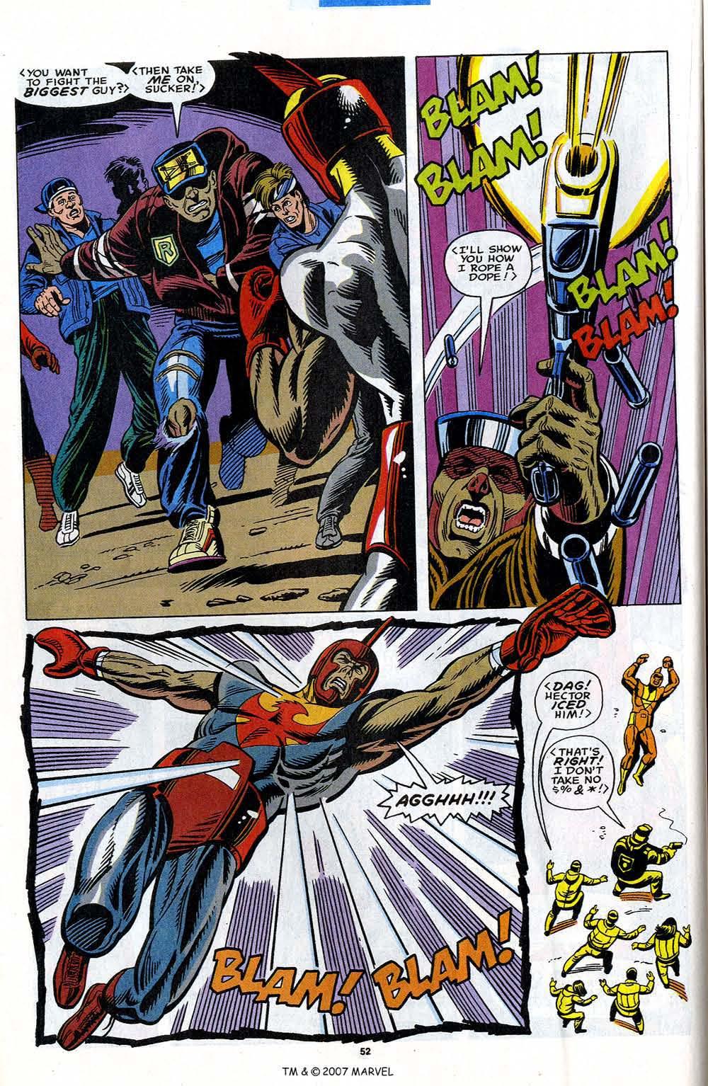 Read online Captain America (1968) comic -  Issue # _Annual 12 - 54