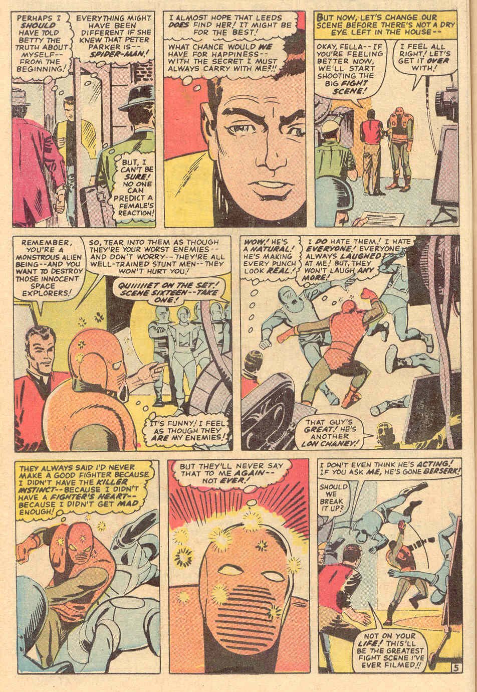 The Amazing Spider-Man (1963) _Annual_7 Page 35