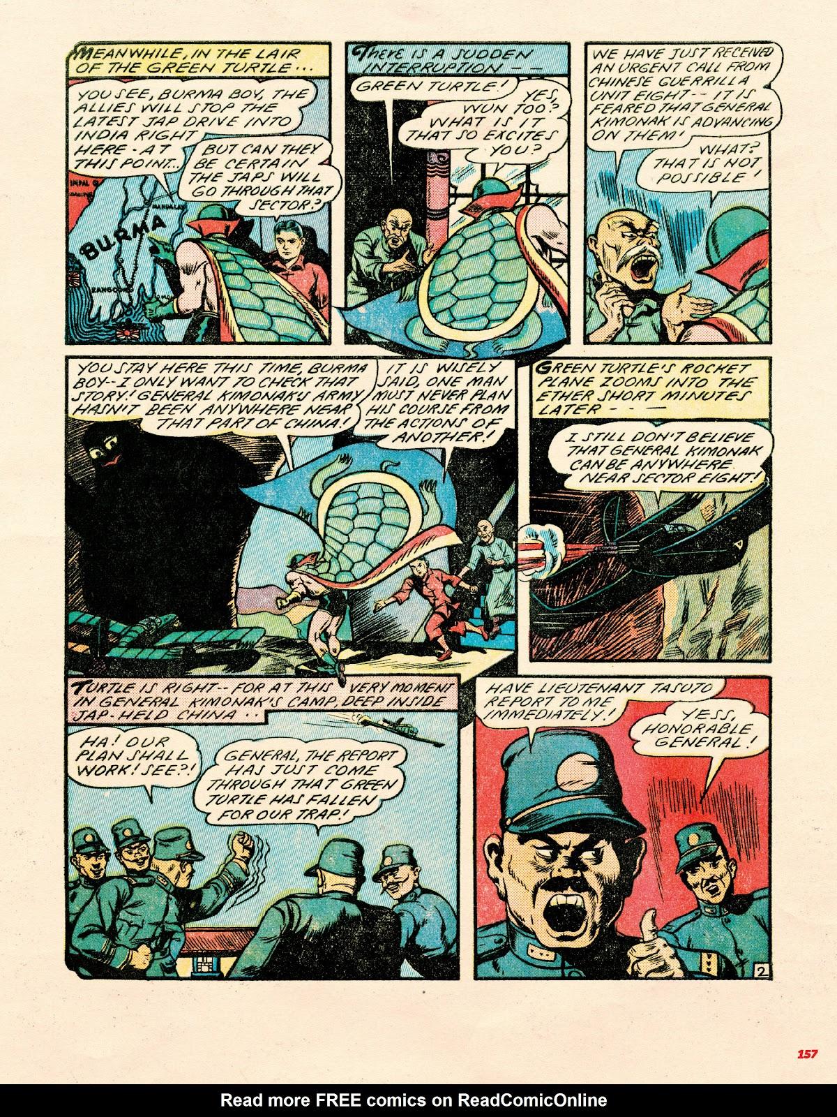 Read online Super Weird Heroes comic -  Issue # TPB 1 (Part 2) - 57