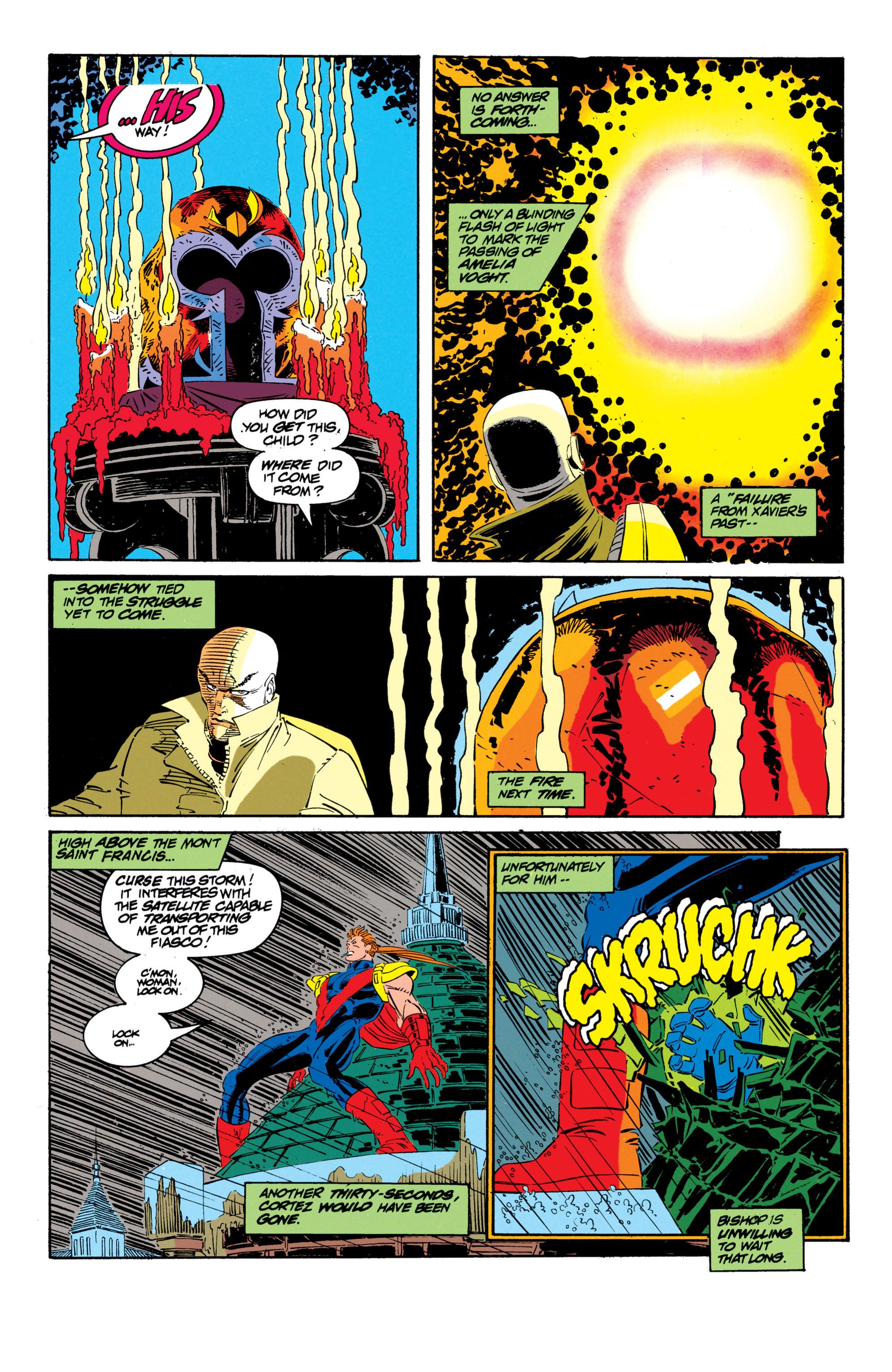 Read online Uncanny X-Men (1963) comic -  Issue #300 - 40
