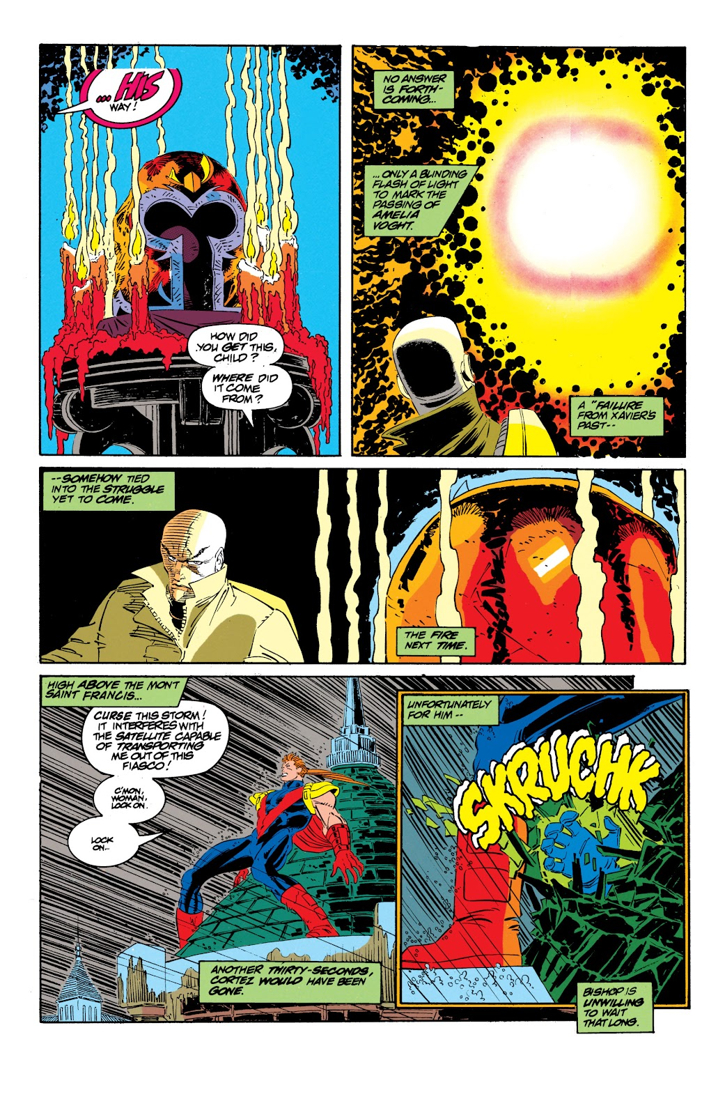 Uncanny X-Men (1963) issue 300 - Page 40