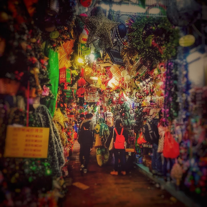Hong Kong, Sham Shui Po, Christmas, Street, Shopping,  holiday, 香港, 聖誕節, 逛街