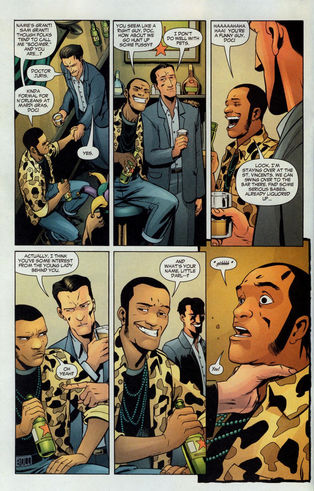 Read online Fallen Angel (2003) comic -  Issue #12 - 3