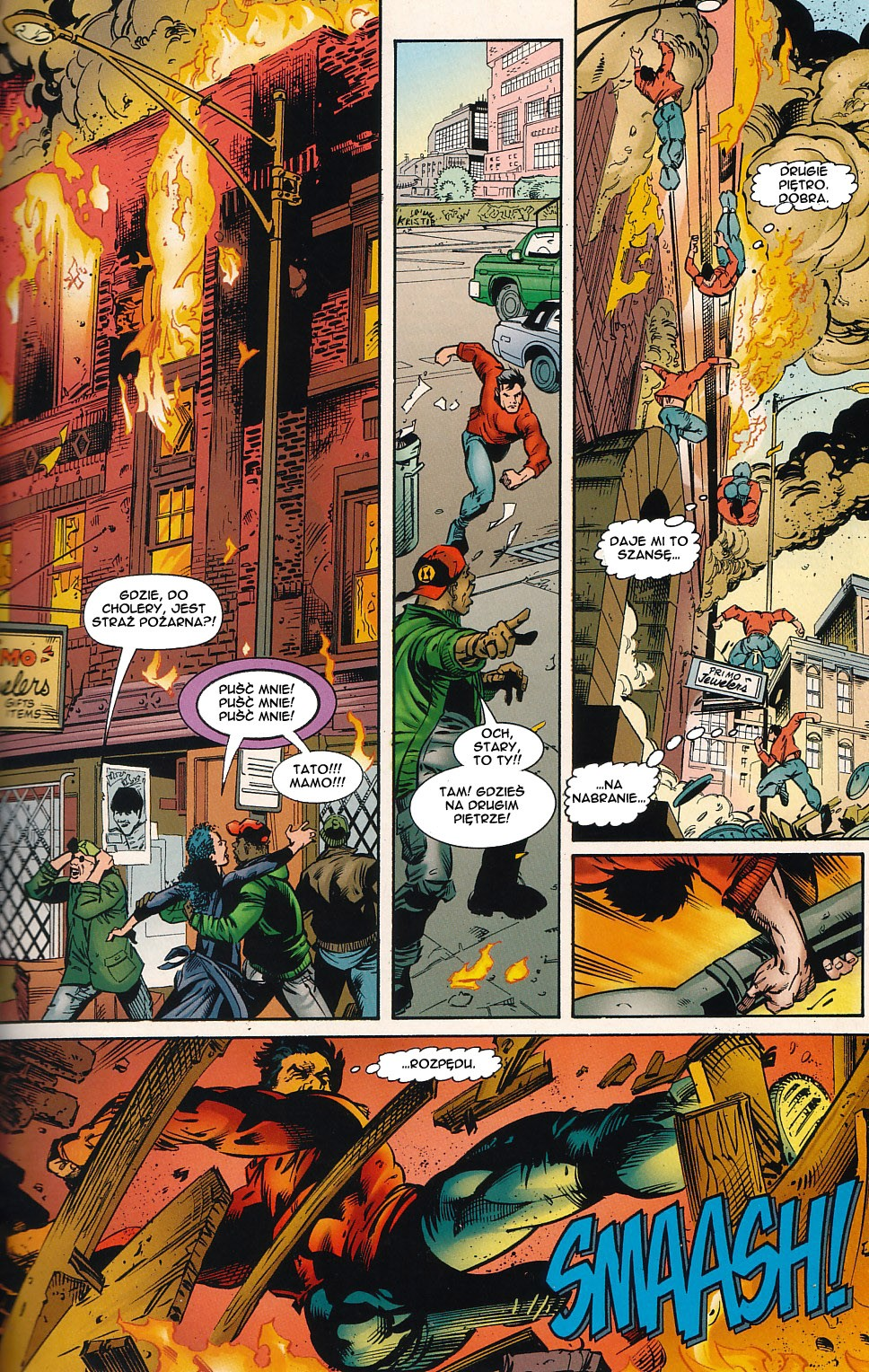 Read online JLA Superpower comic -  Issue # Full - 12