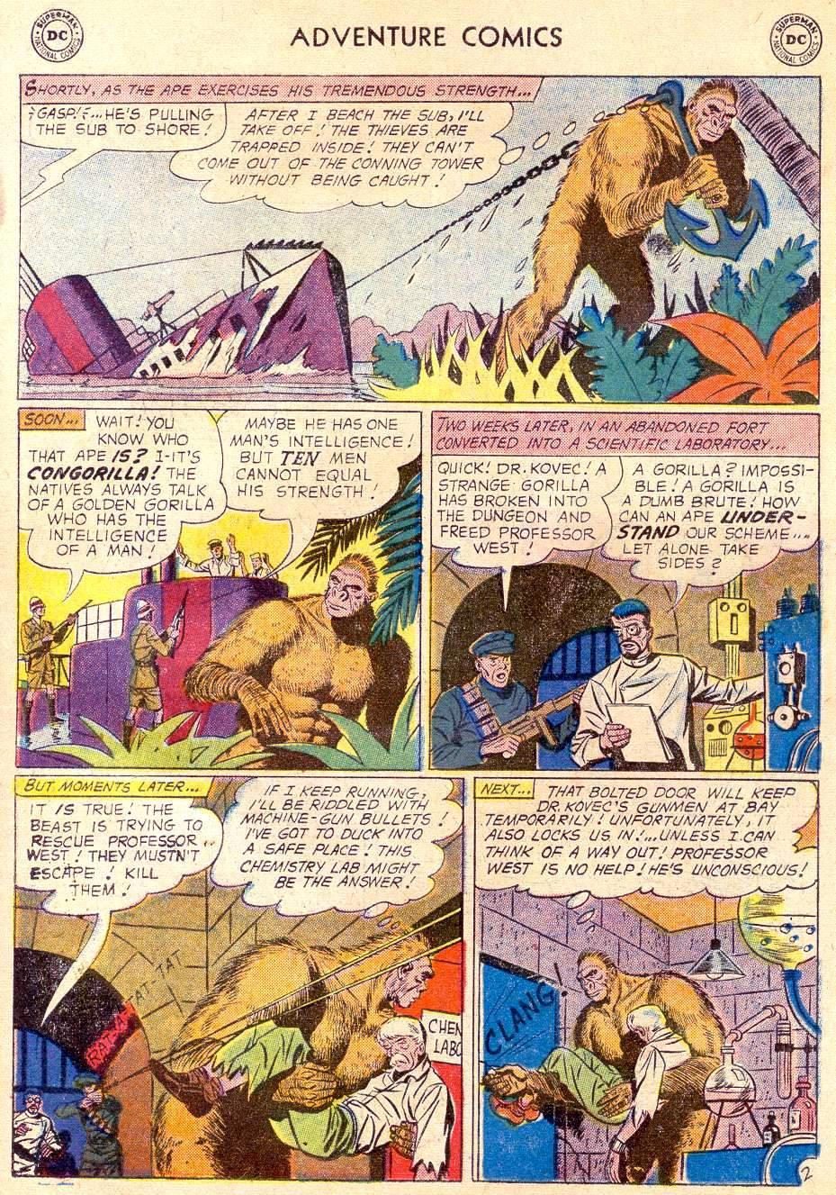 Read online Adventure Comics (1938) comic -  Issue #270 - 19
