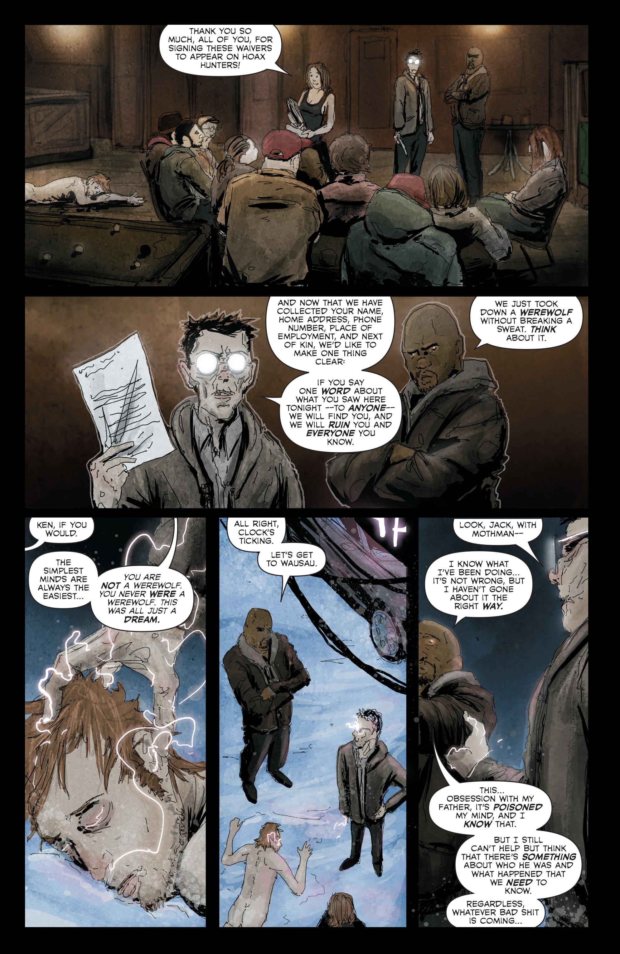 Read online Hoax Hunters (2012) comic -  Issue # TPB 3 - 65