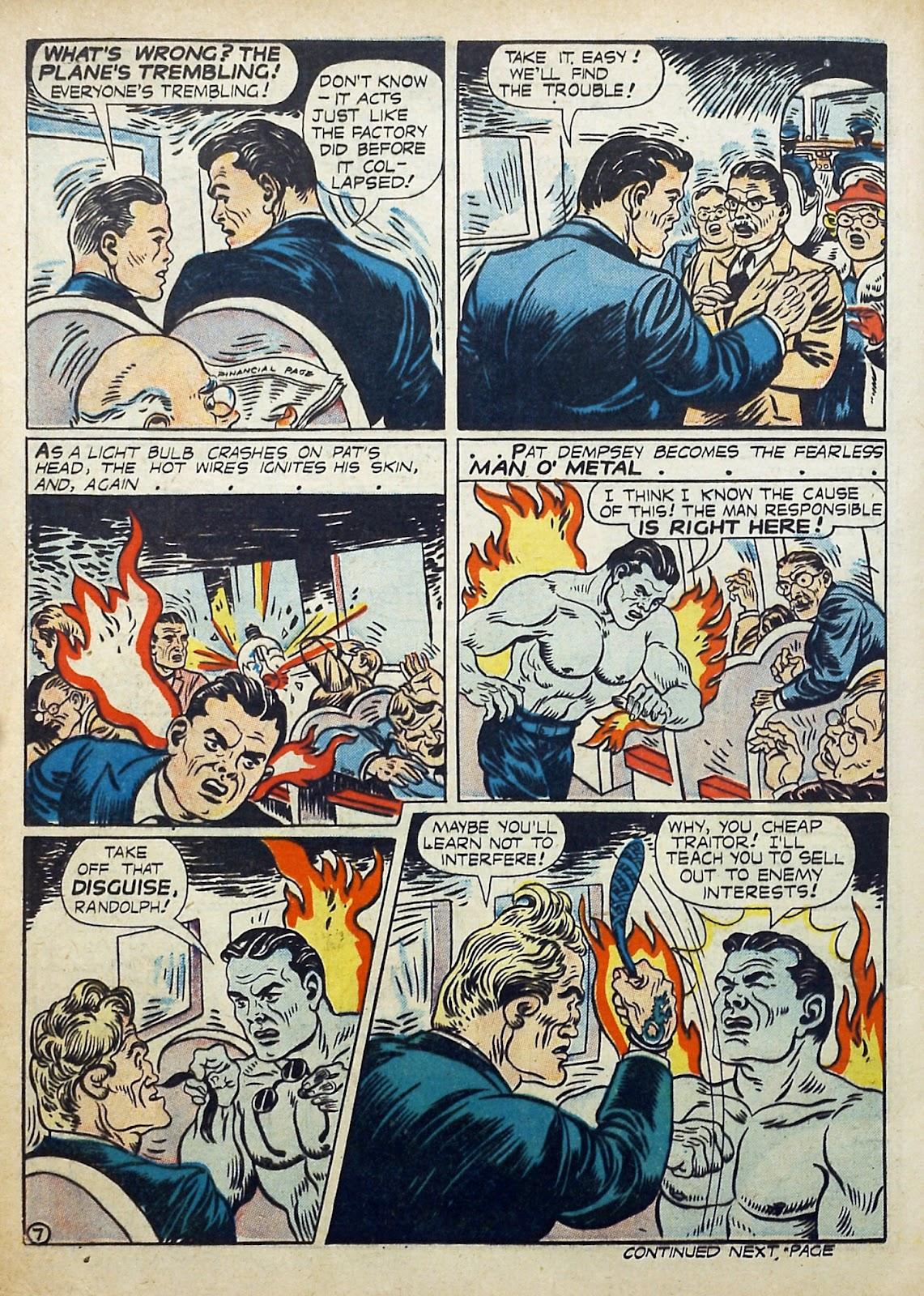 Reglar Fellers Heroic Comics issue 13 - Page 20