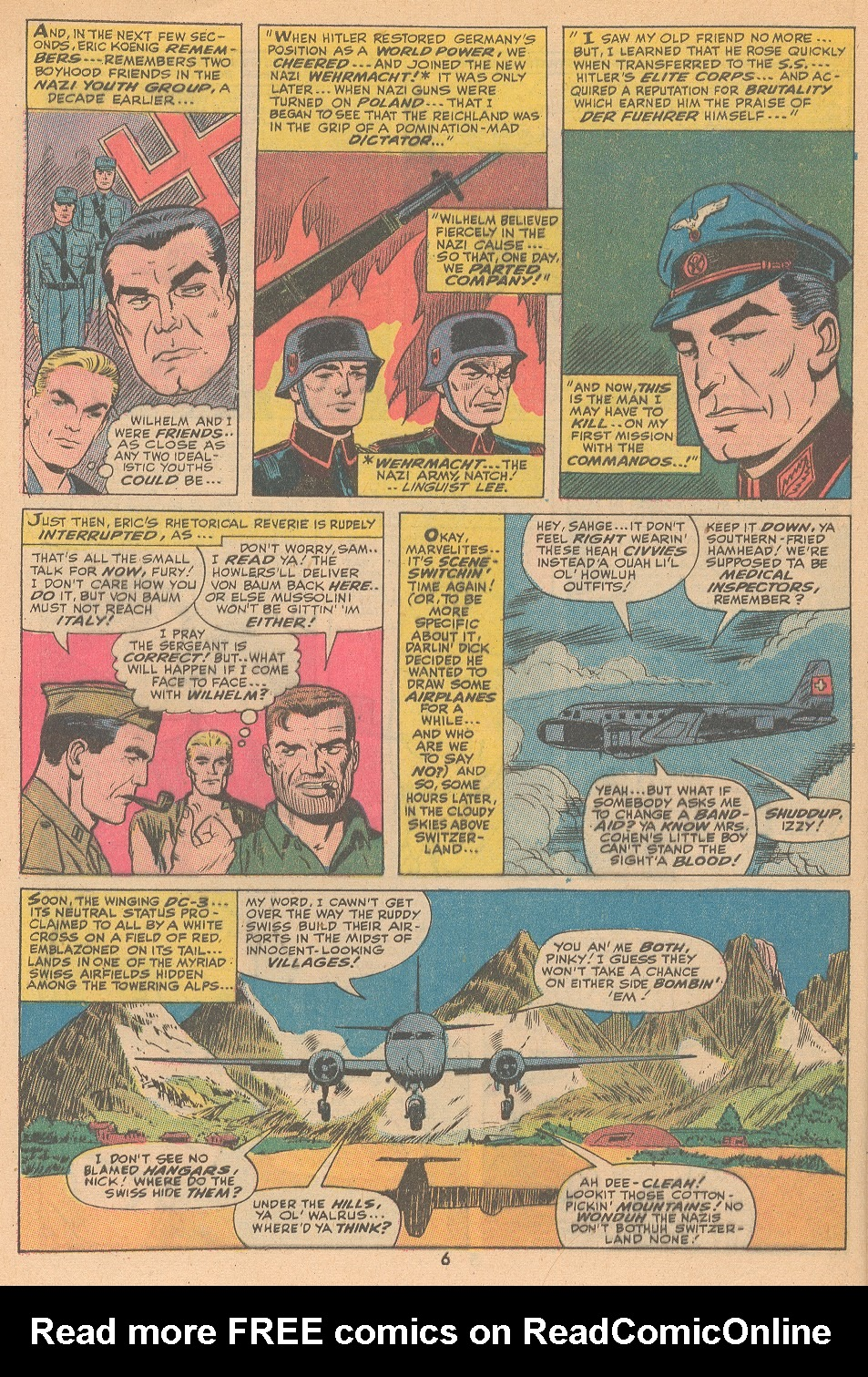 Read online Sgt. Fury comic -  Issue #105 - 8