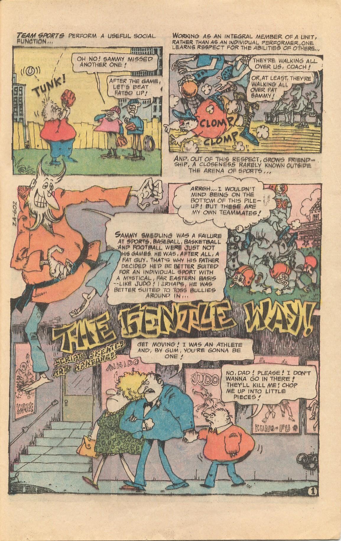 Read online Plop! comic -  Issue #20 - 25