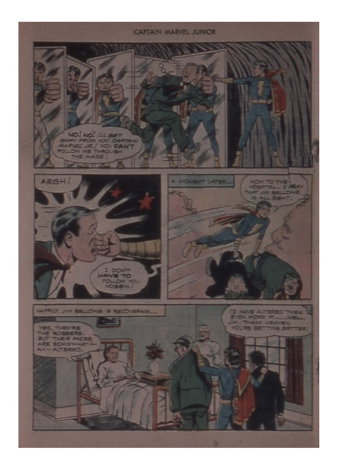 Captain Marvel, Jr. issue 58 - Page 32