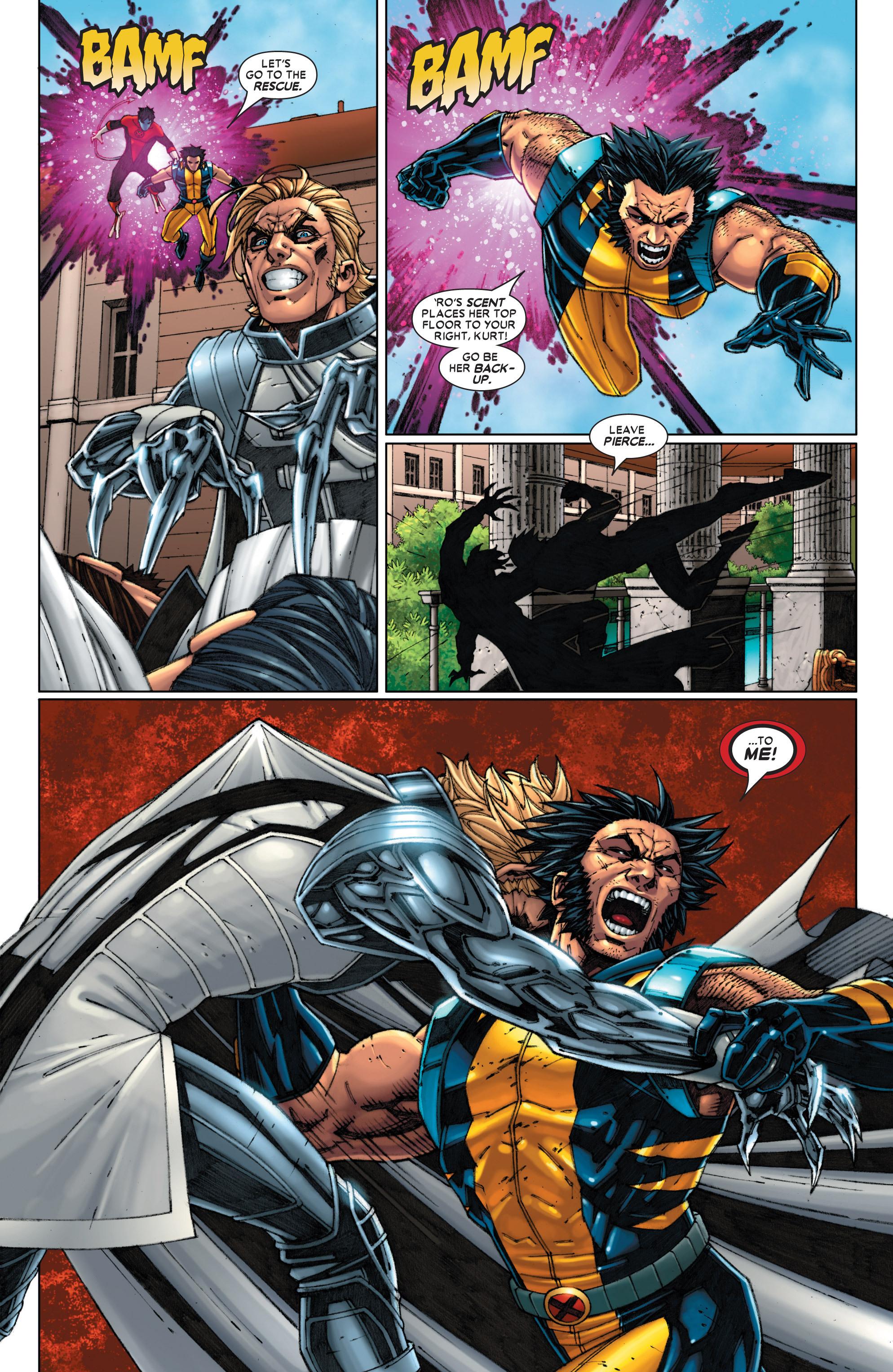 Read online Uncanny X-Men (1963) comic -  Issue #454 - 12