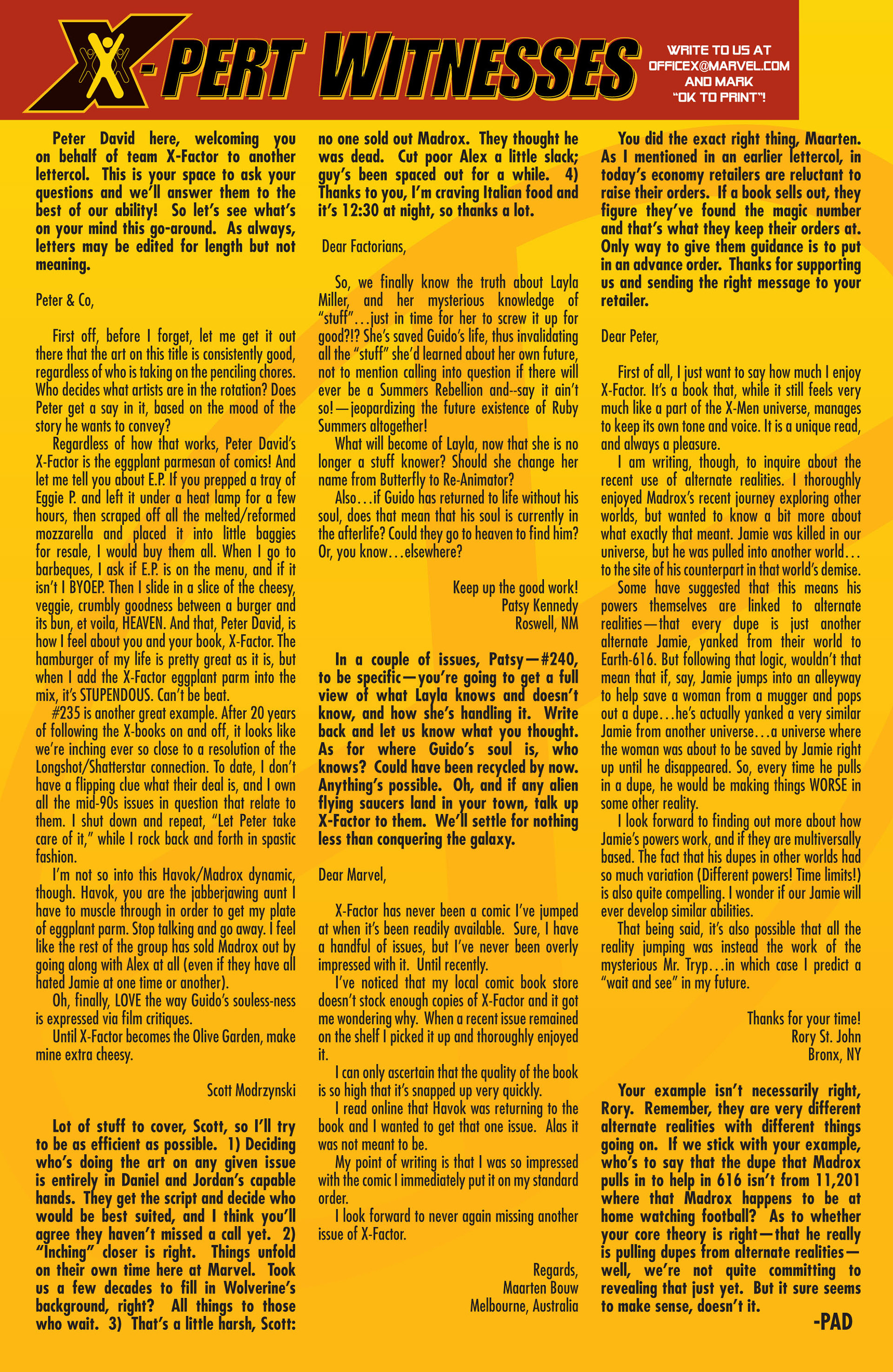 Read online X-Factor (1986) comic -  Issue #238 - 23