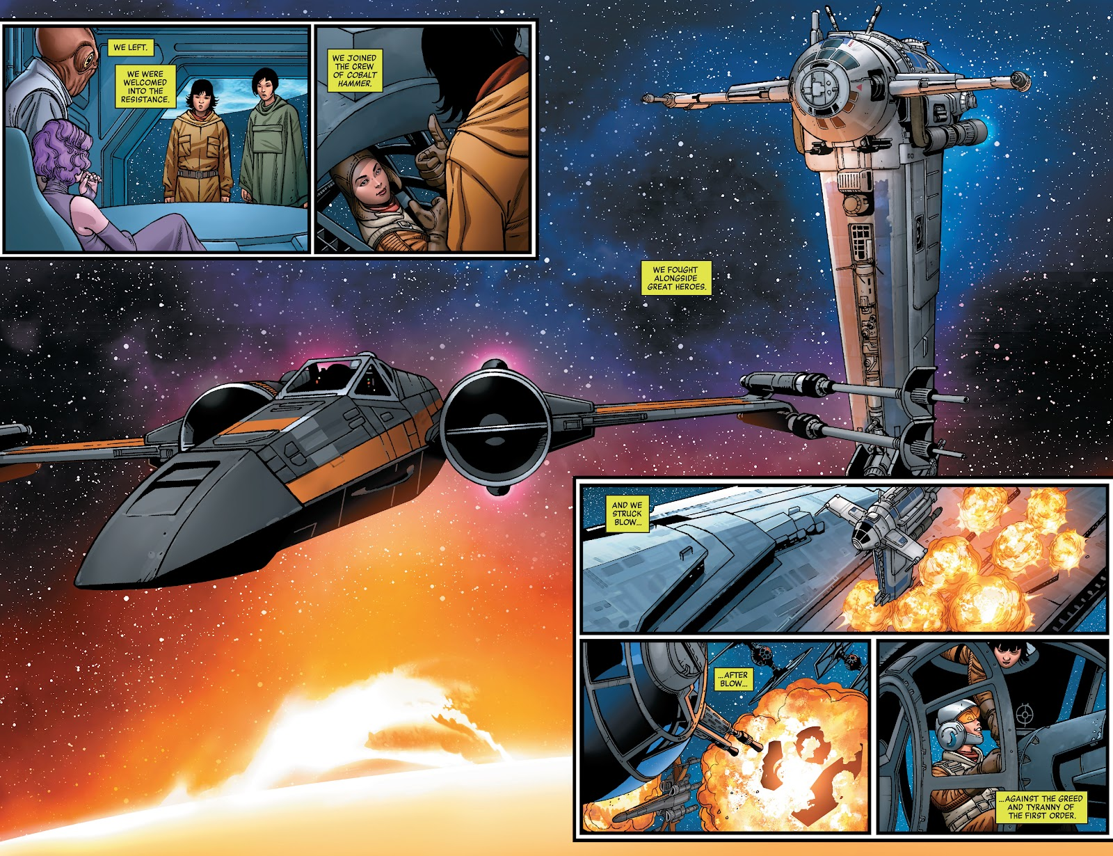 Read online Star Wars: Age of Republic: Heroes comic -  Issue # TPB - 62