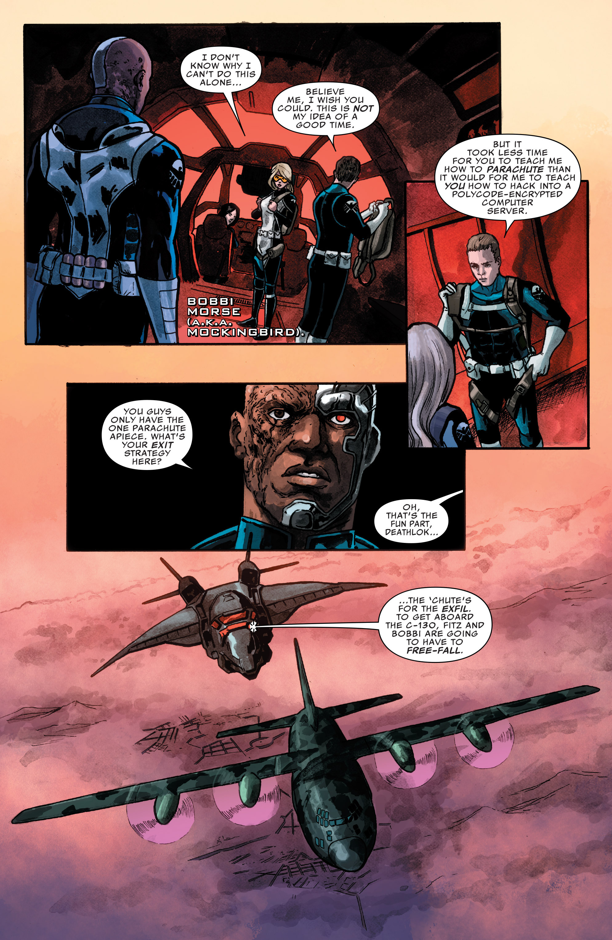Read online Agents of S.H.I.E.L.D. comic -  Issue #2 - 13