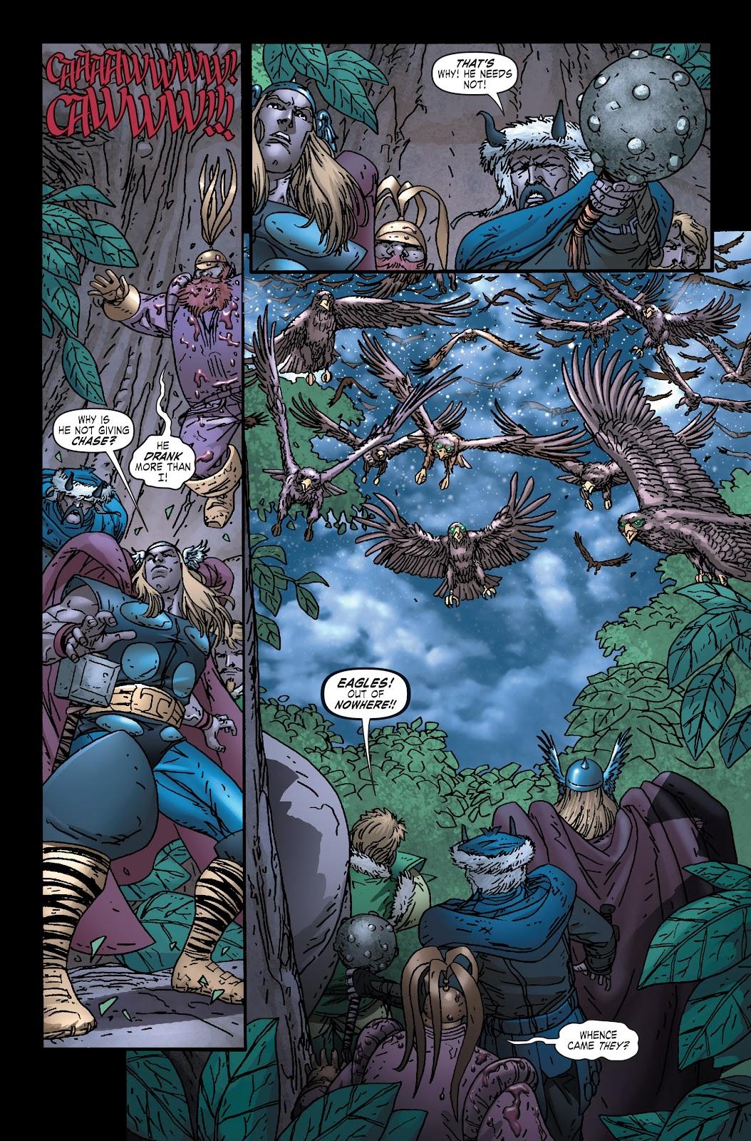 Read online Thor: Ragnaroks comic -  Issue # TPB (Part 1) - 42