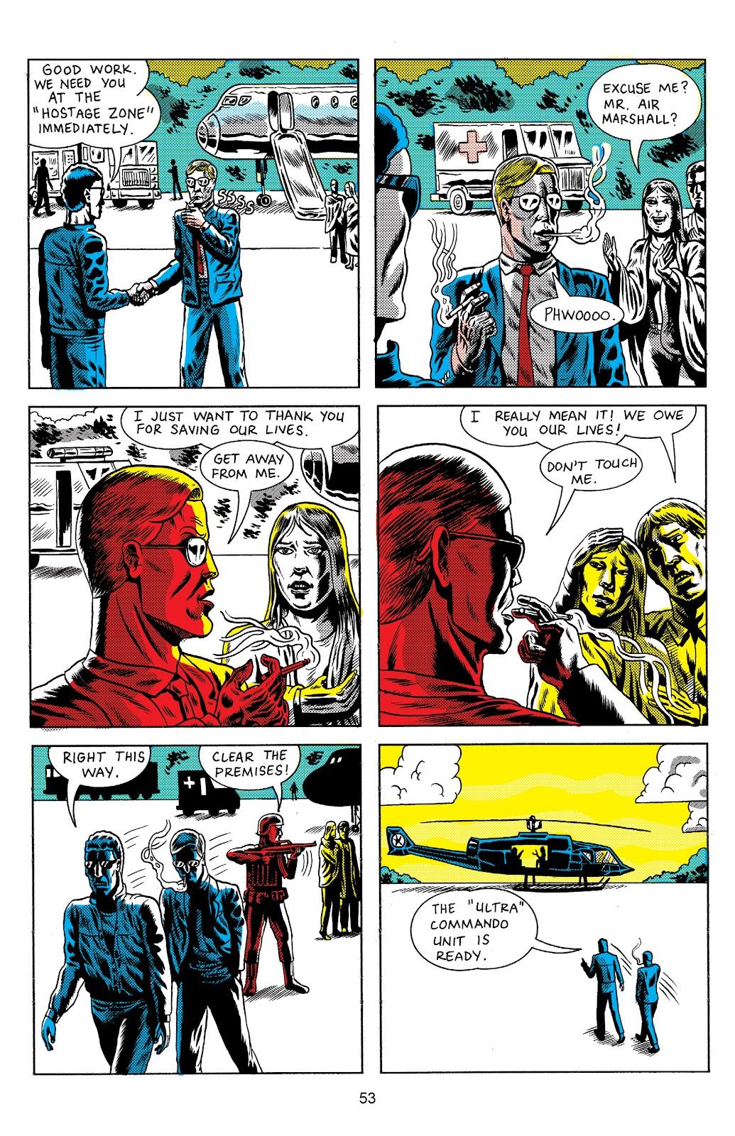 Read online Terror Assaulter: O.M.W.O.T (One Man War On Terror) comic -  Issue # TPB - 53
