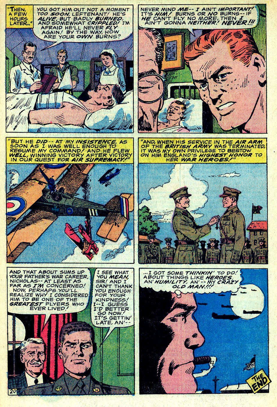 Read online Sgt. Fury comic -  Issue #76 - 29