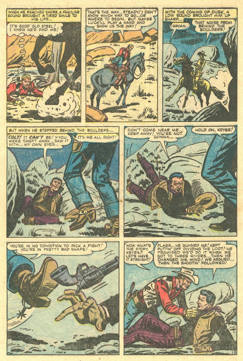 Gunsmoke Western issue 33 - Page 6