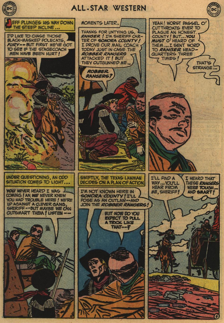 Read online All-Star Western (1951) comic -  Issue #60 - 30