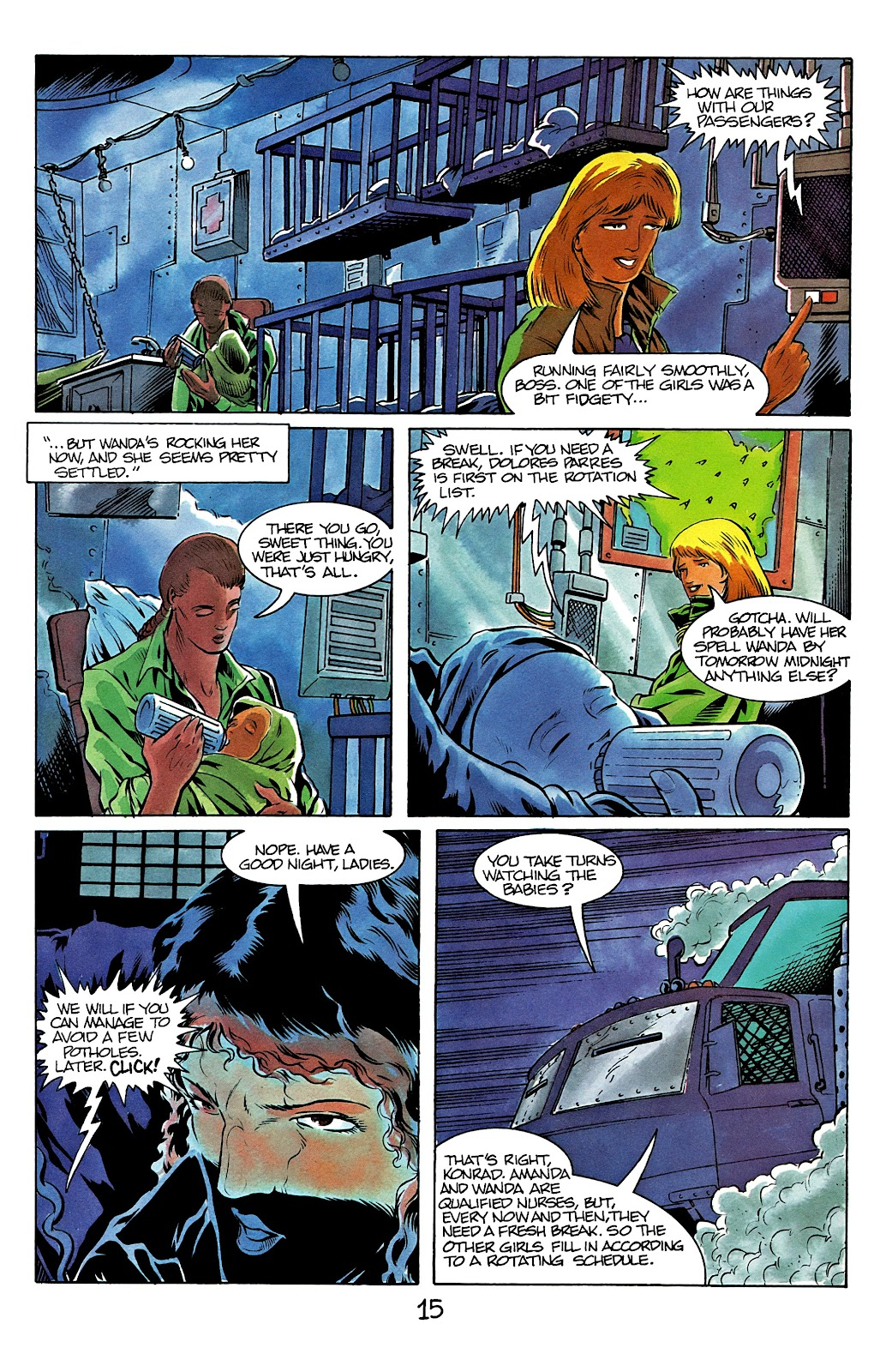 The Terminator (1988) issue 12 - Page 19