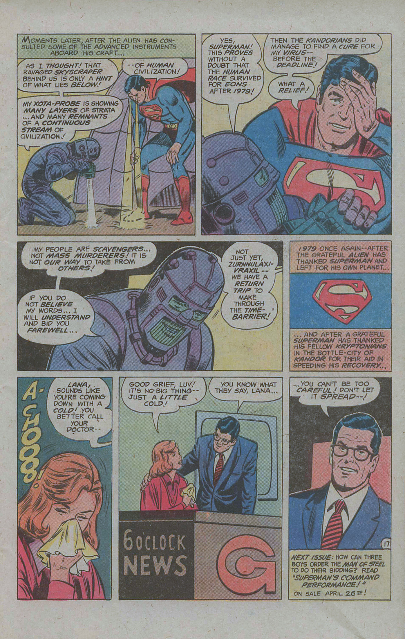 Read online Action Comics (1938) comic -  Issue #496 - 31