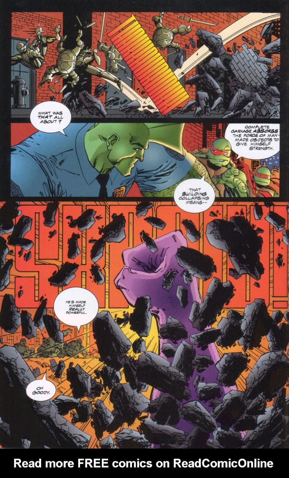 The Savage Dragon (1993) Issue #22 #25 - English 9