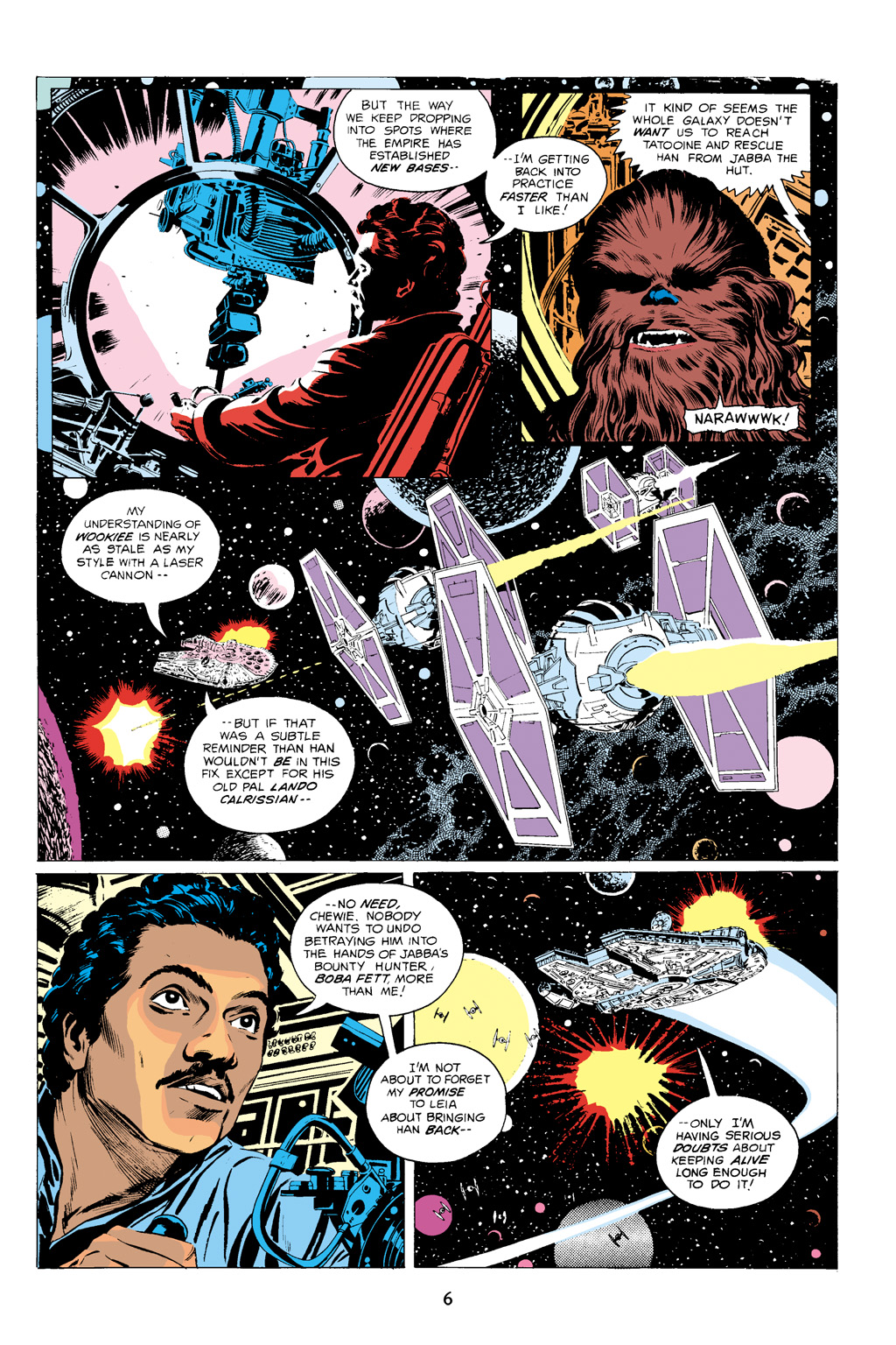 Read online Star Wars Omnibus comic -  Issue # Vol. 16 - 7