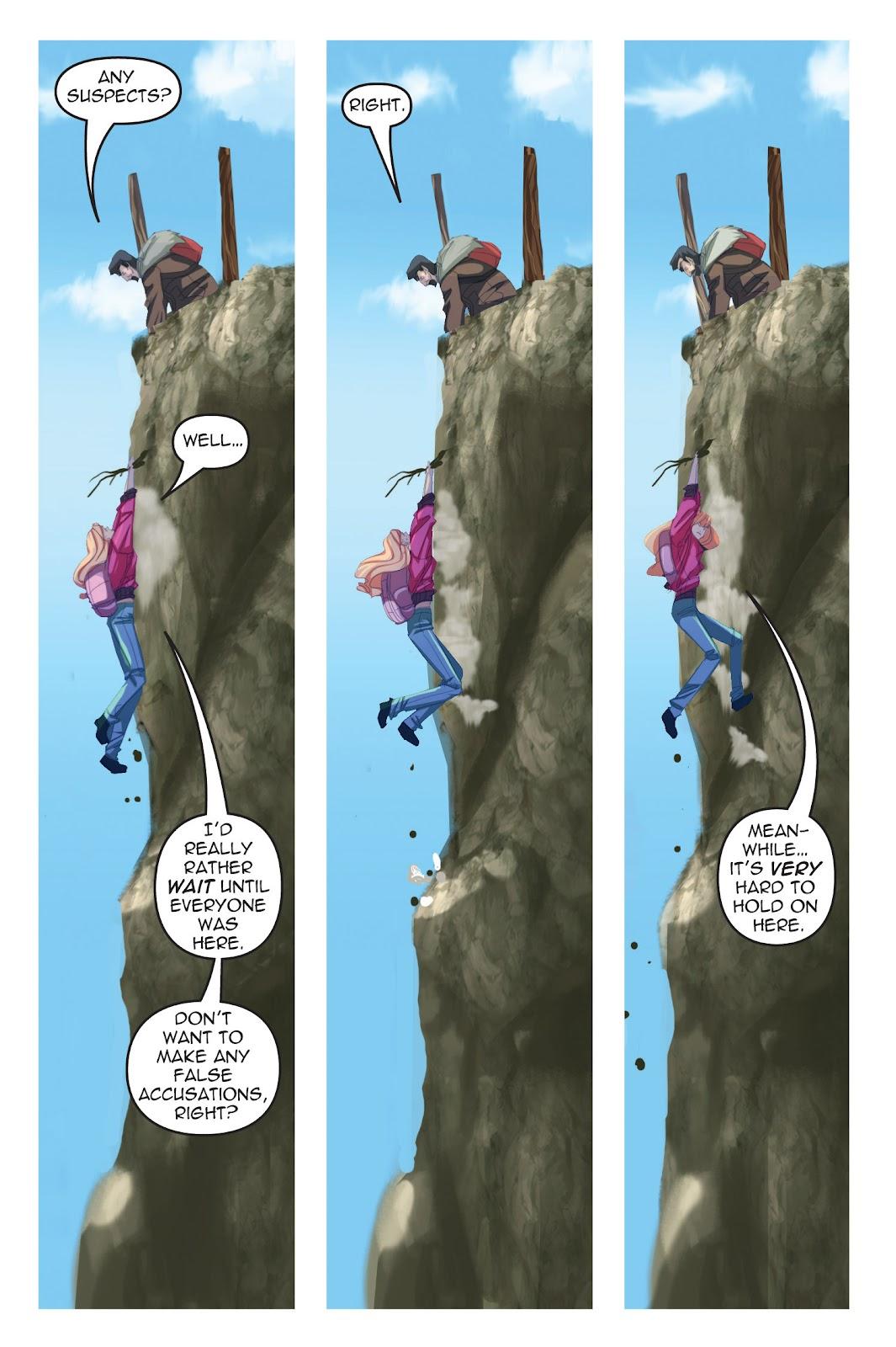 Read online Nancy Drew comic -  Issue #19 - 56