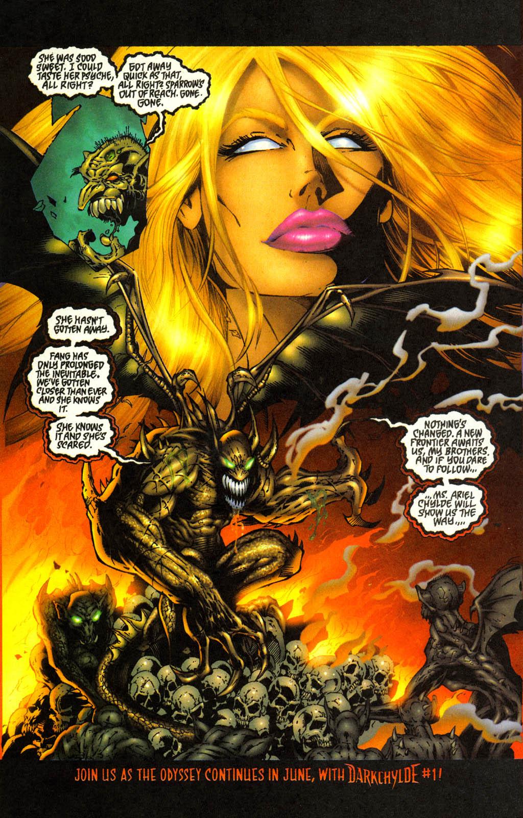Read online Avengelyne (1996) comic -  Issue #2 - 27