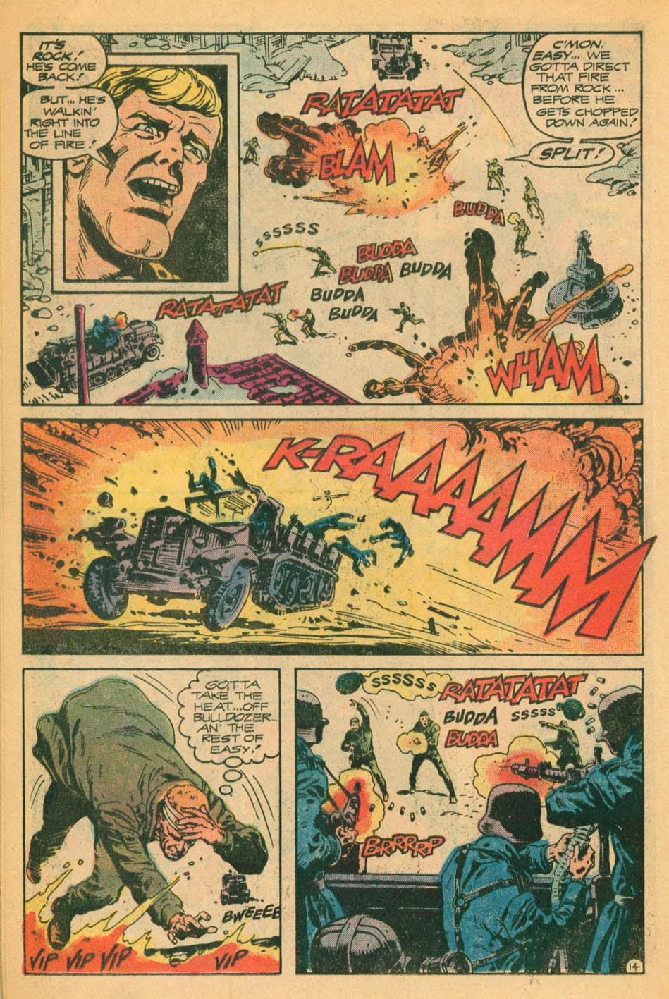 Read online Sgt. Rock comic -  Issue #328 - 15