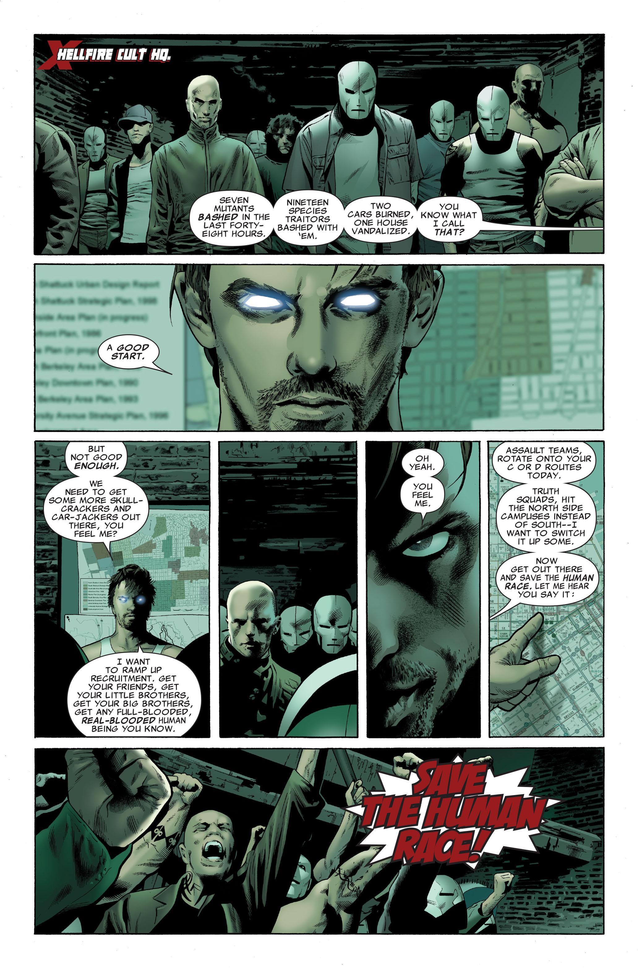 Read online Uncanny X-Men (1963) comic -  Issue #501 - 16