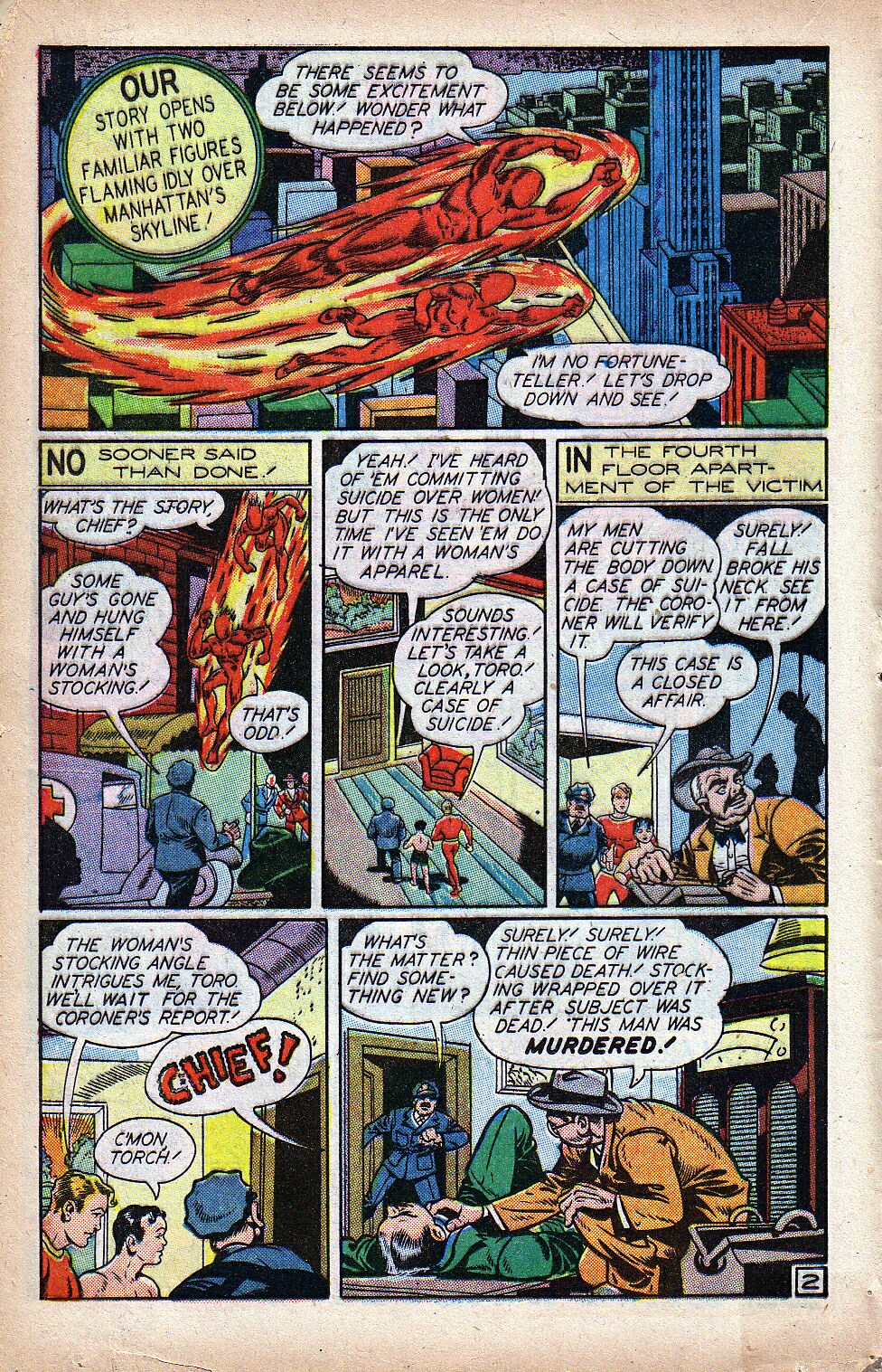 Read online All-Select Comics comic -  Issue #9 - 16