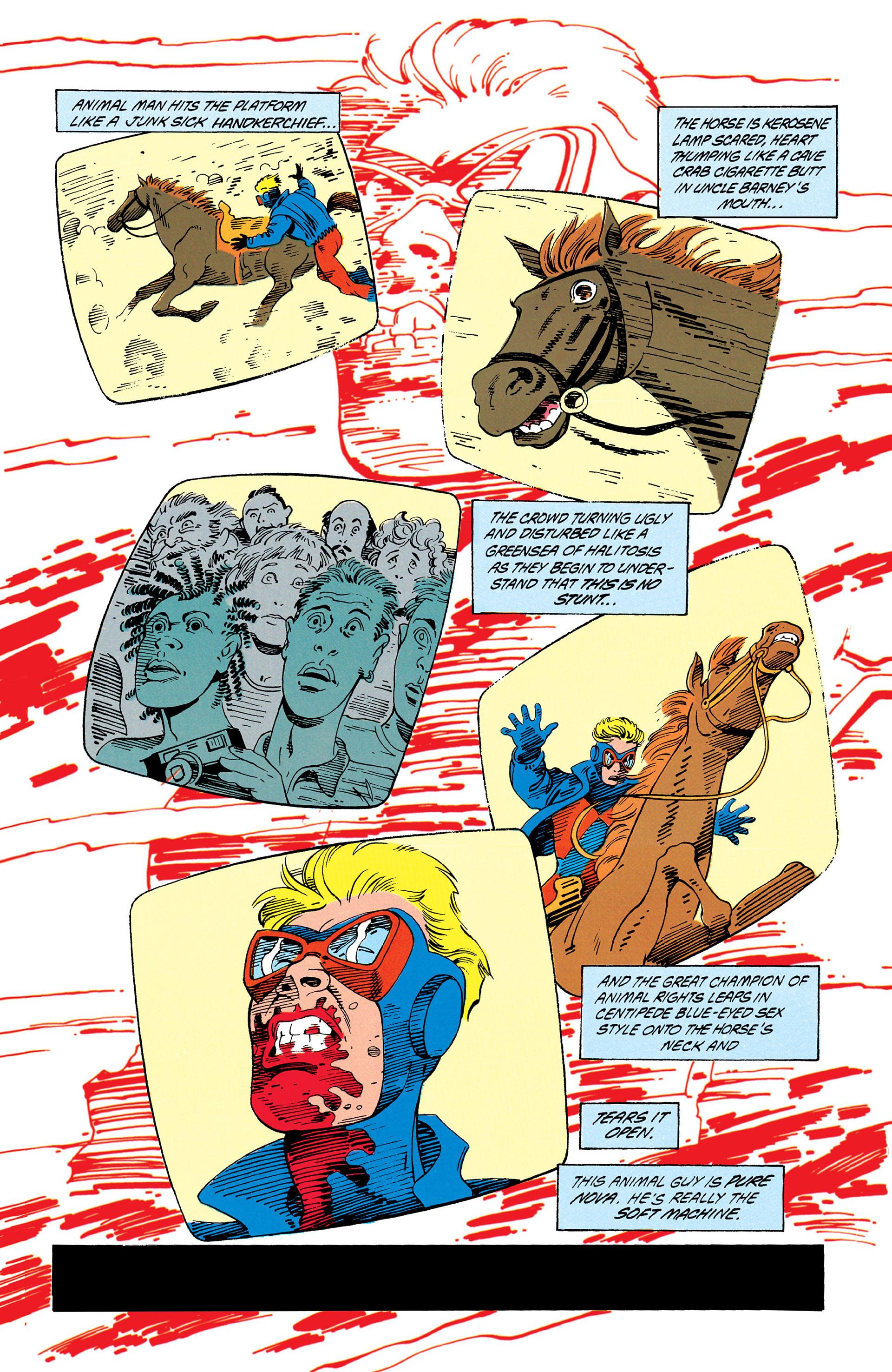 Read online Animal Man (1988) comic -  Issue #28 - 2