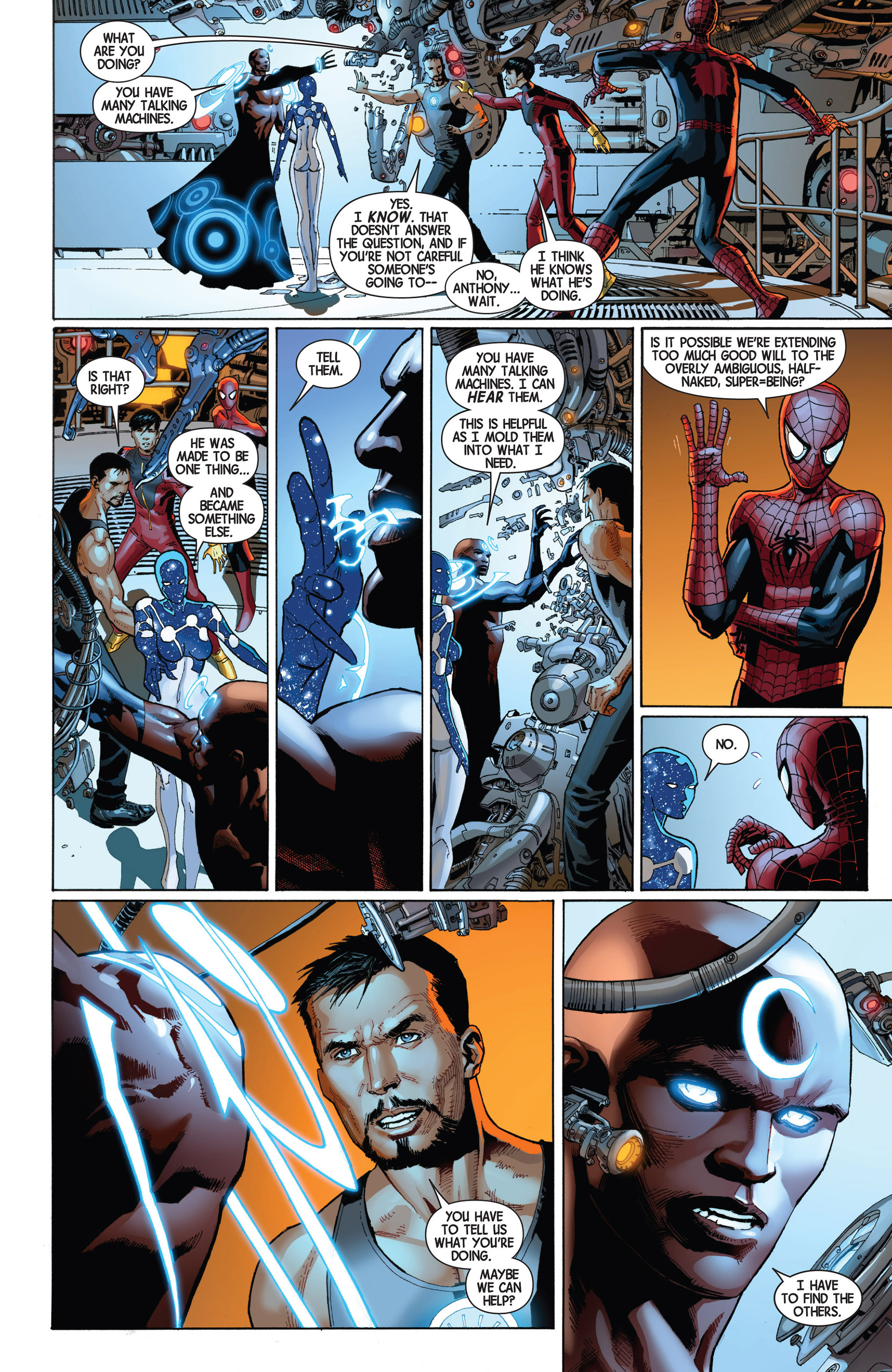 Read online Avengers (2013) comic -  Issue #7 - 13