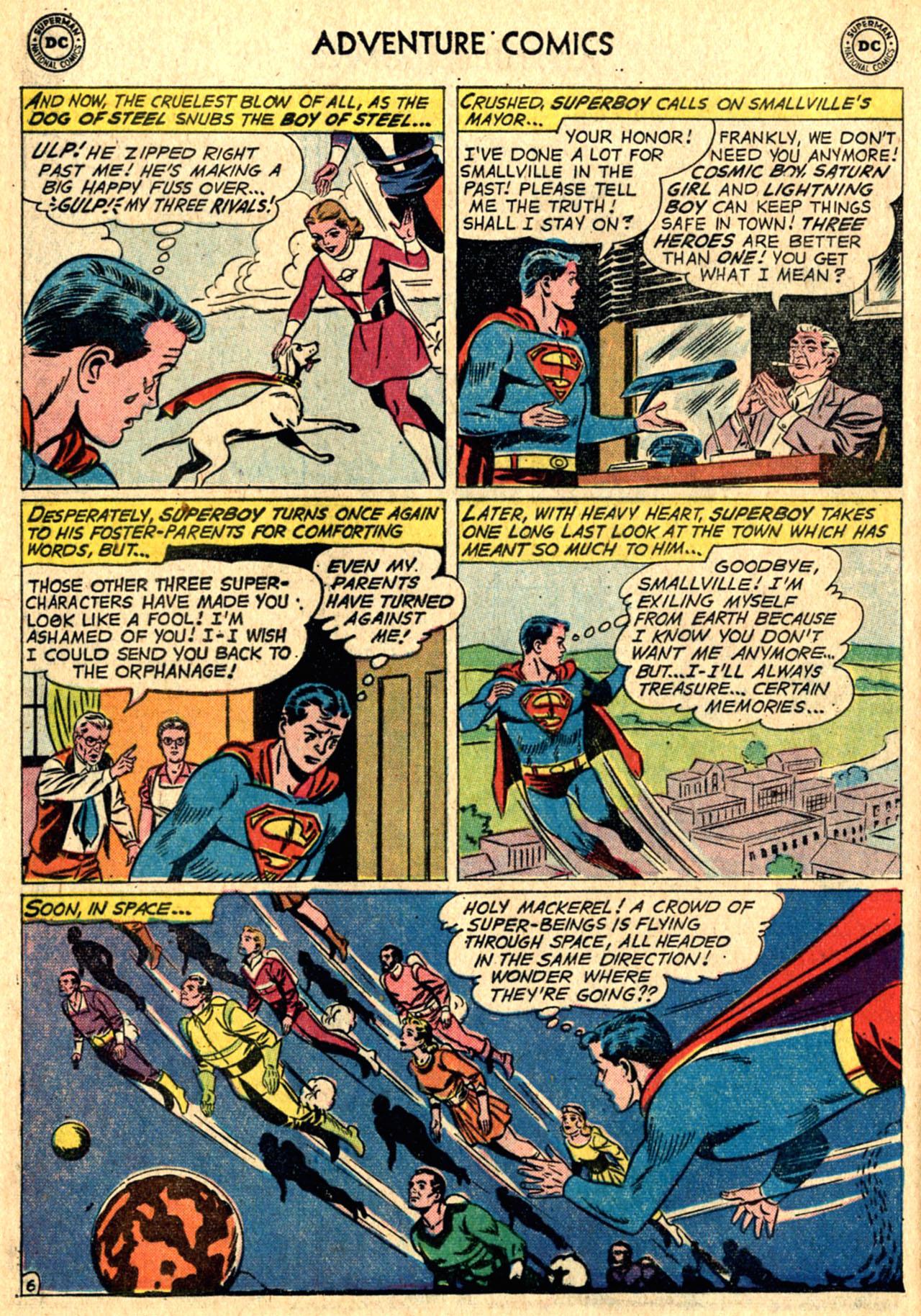 Read online Adventure Comics (1938) comic -  Issue #267 - 8